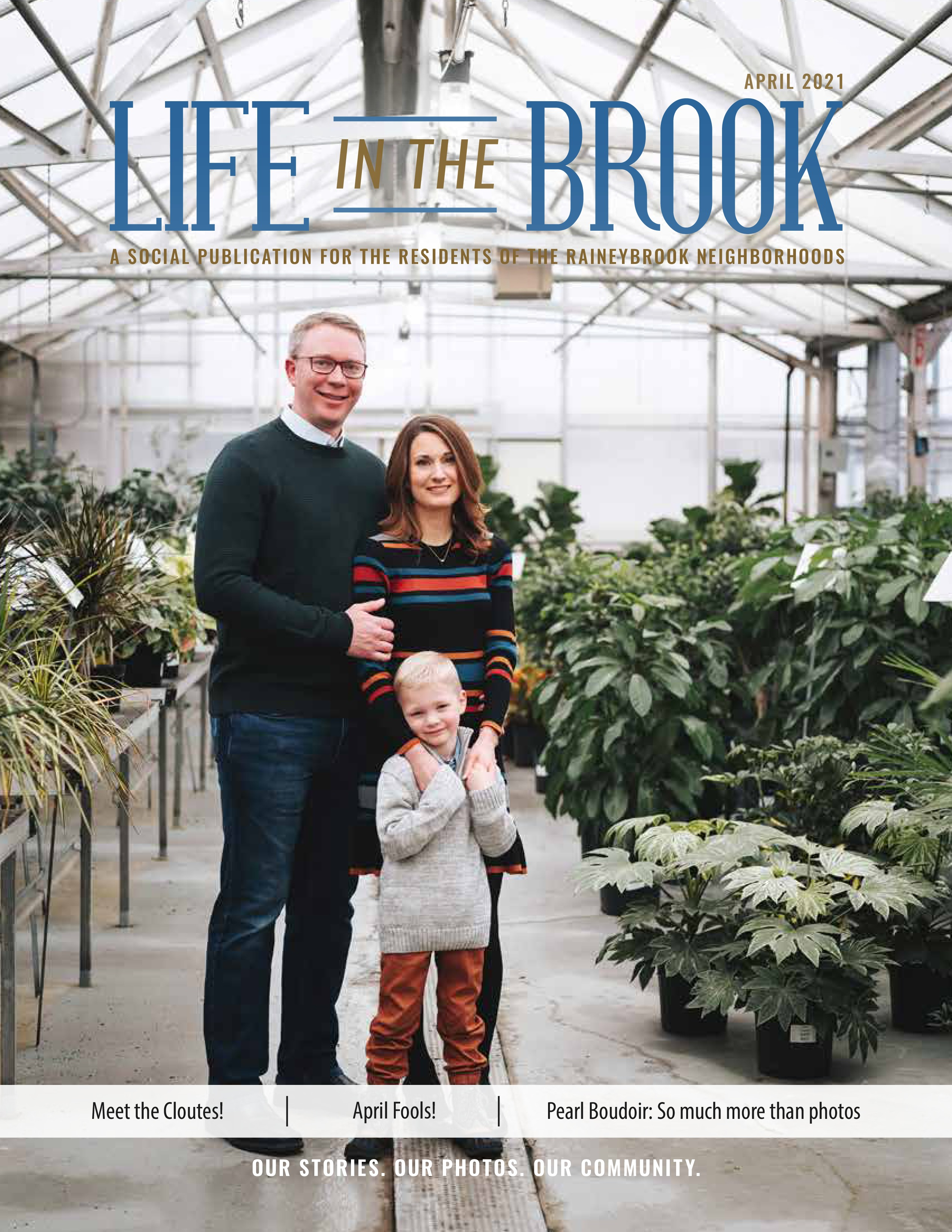 Life in the Brook 2021-04-01