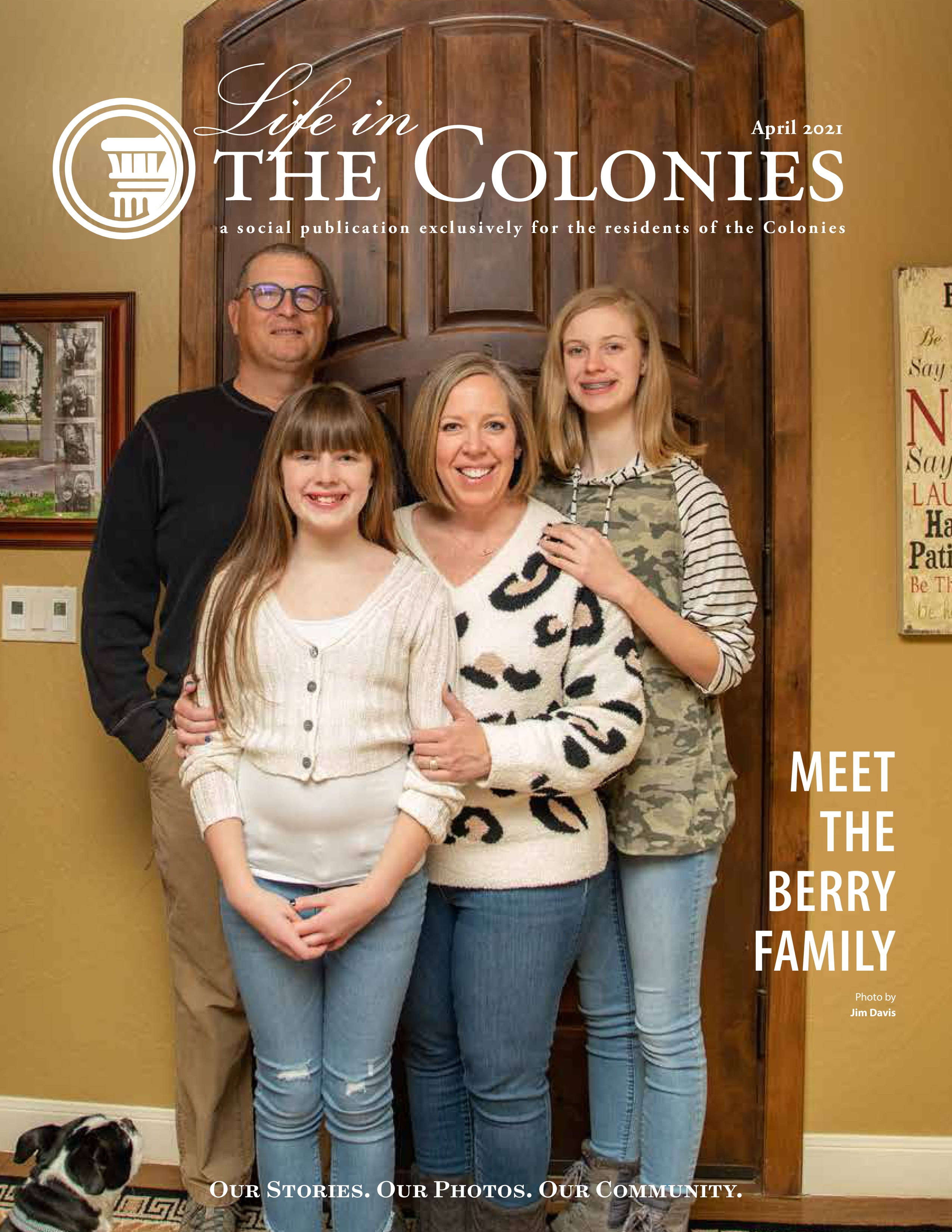 Life In The Colonies 2021-04-01