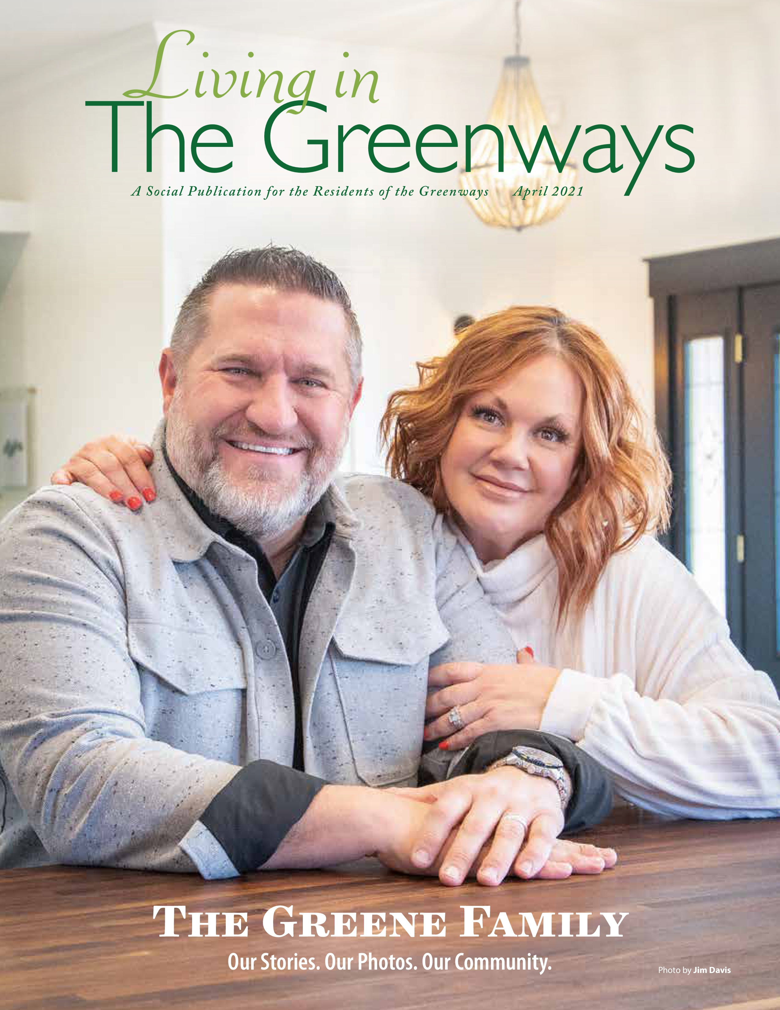 Living in The Greenways 2021-04-01
