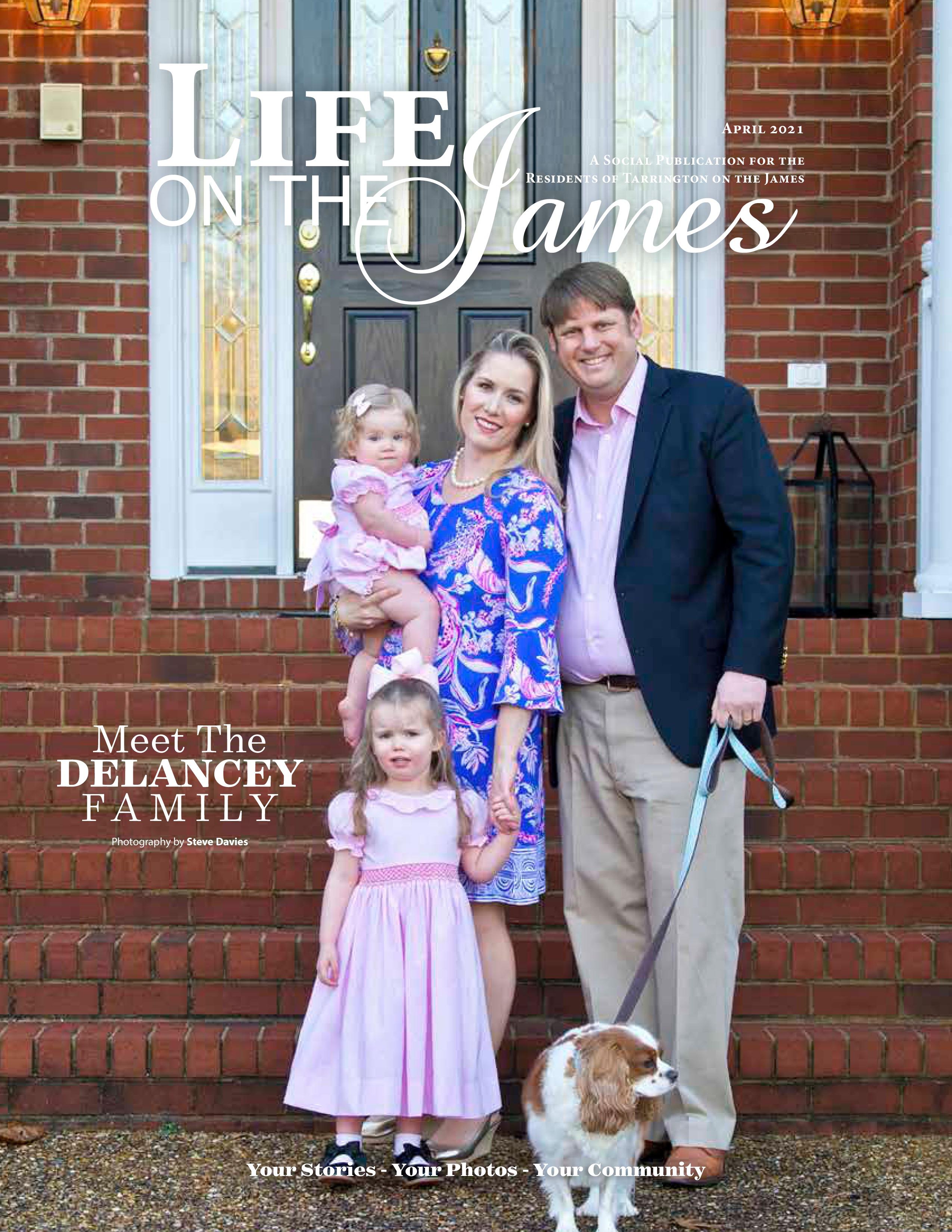 Life on the James 2021-04-01