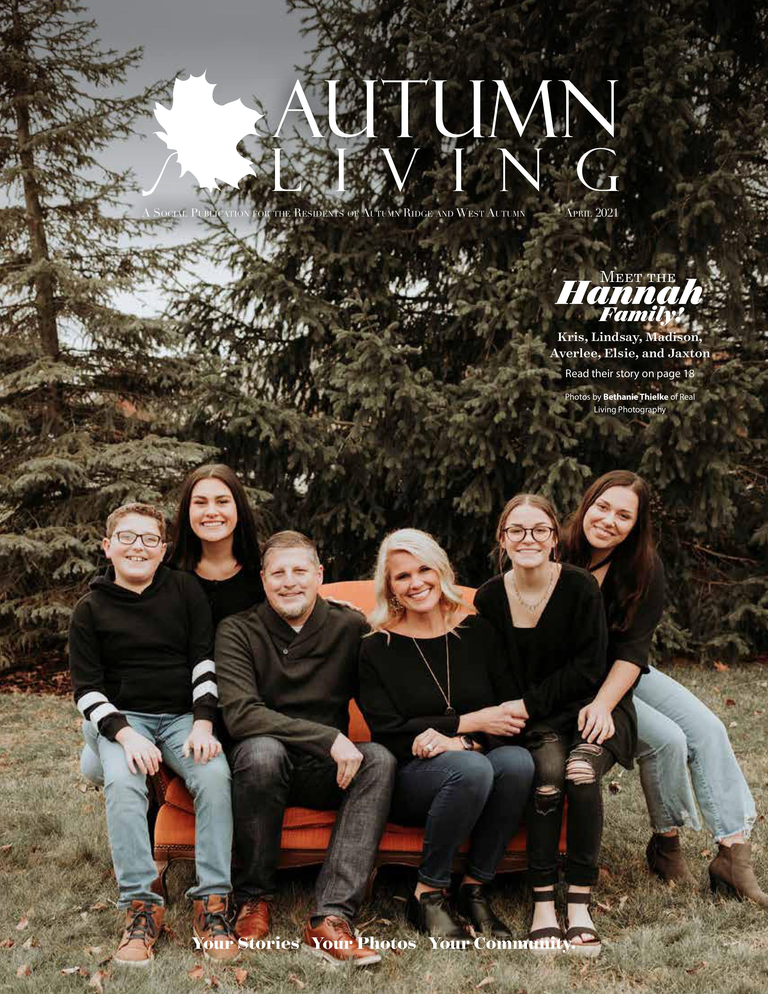Autumn Living 2021-04-01