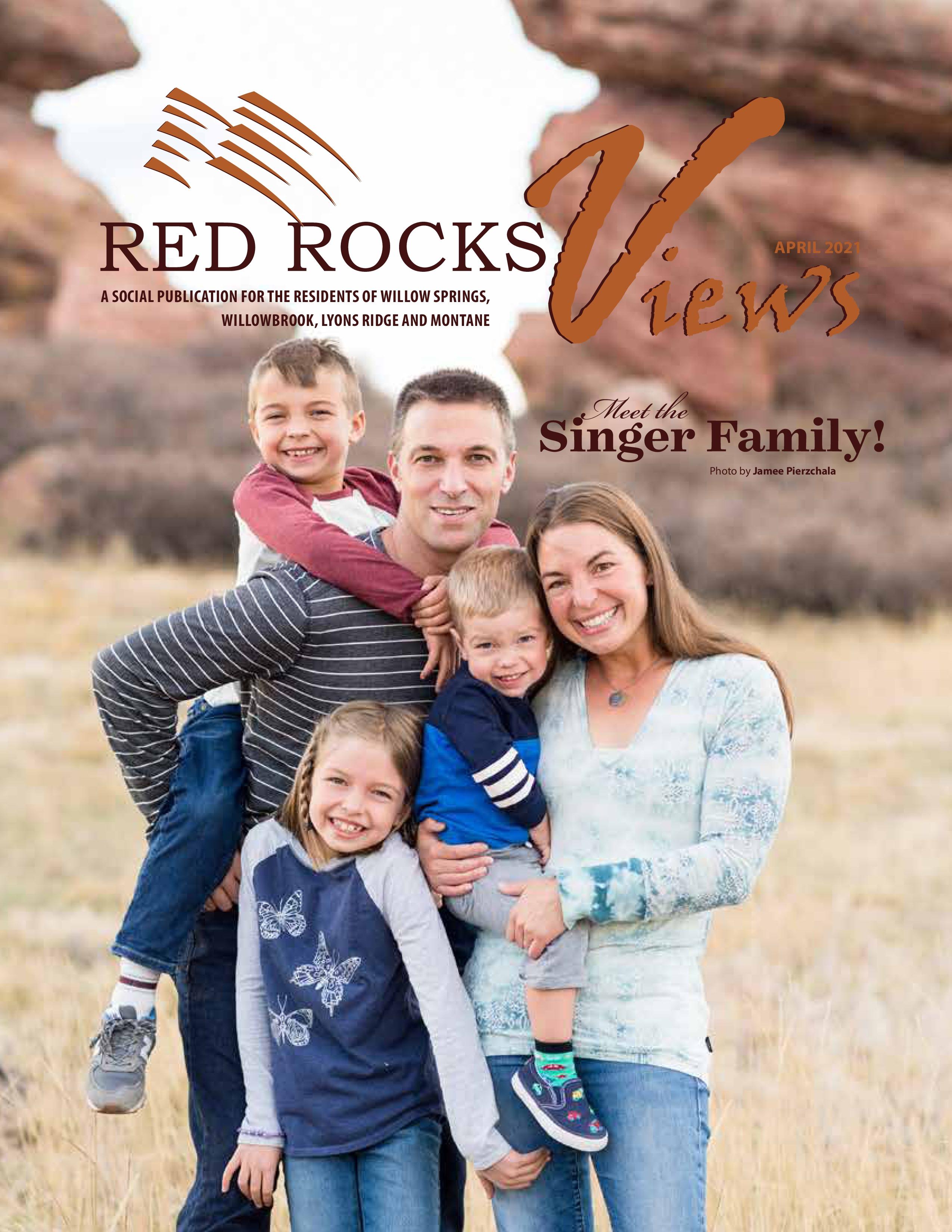 Red Rocks Views 2021-04-01