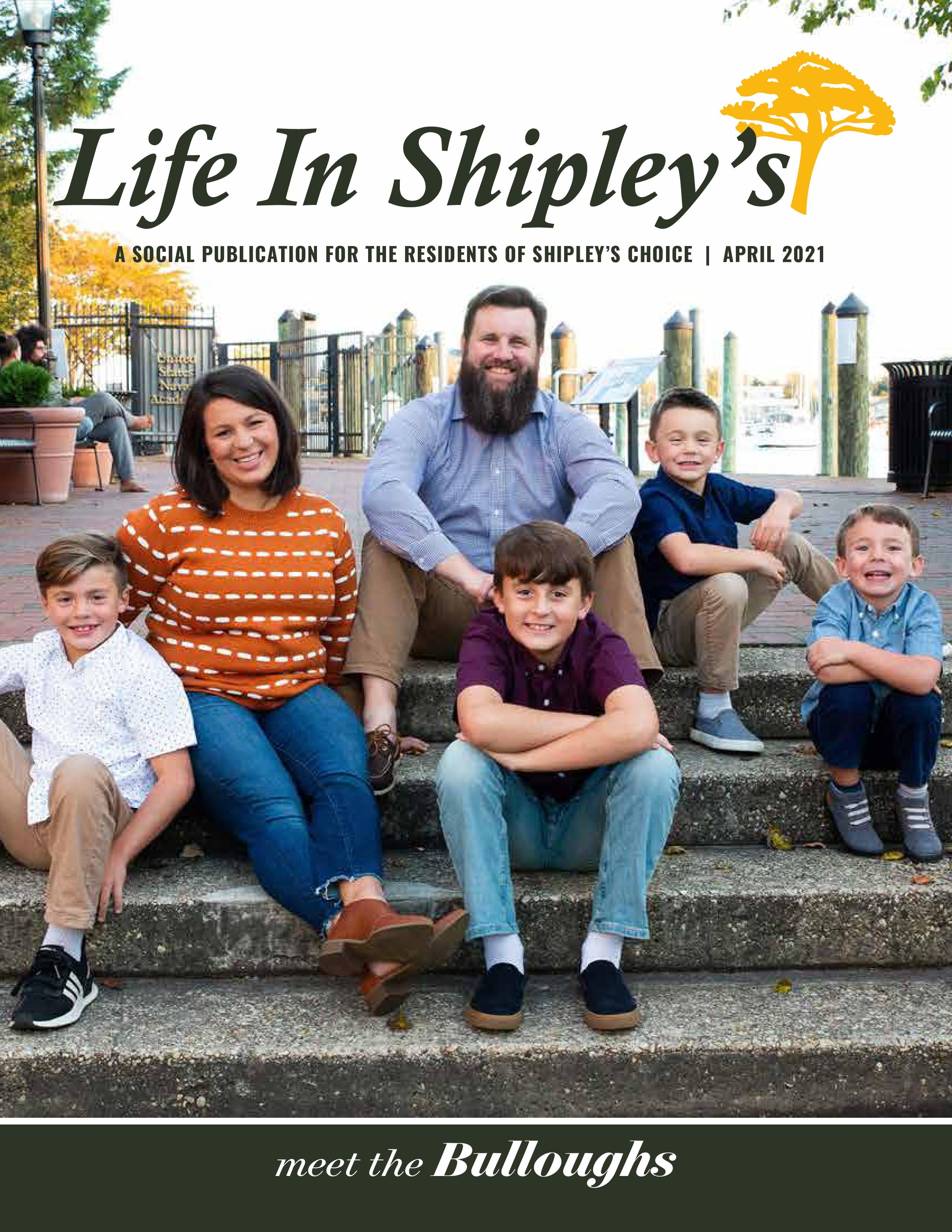 Life in Shipley's 2021-04-01