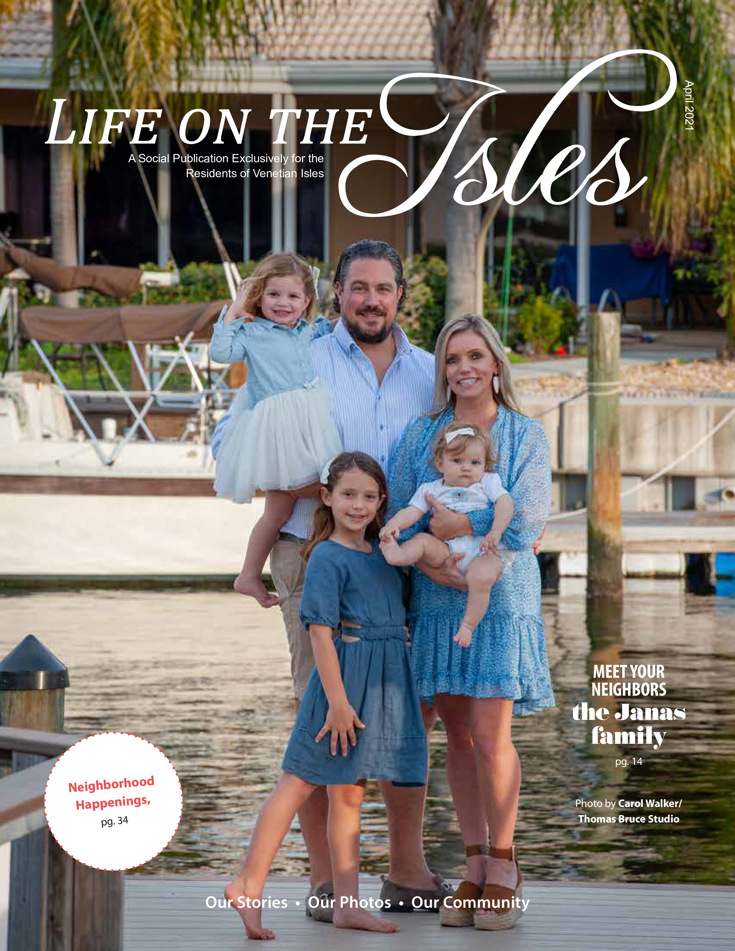 Life on the Isles 2021-04-01