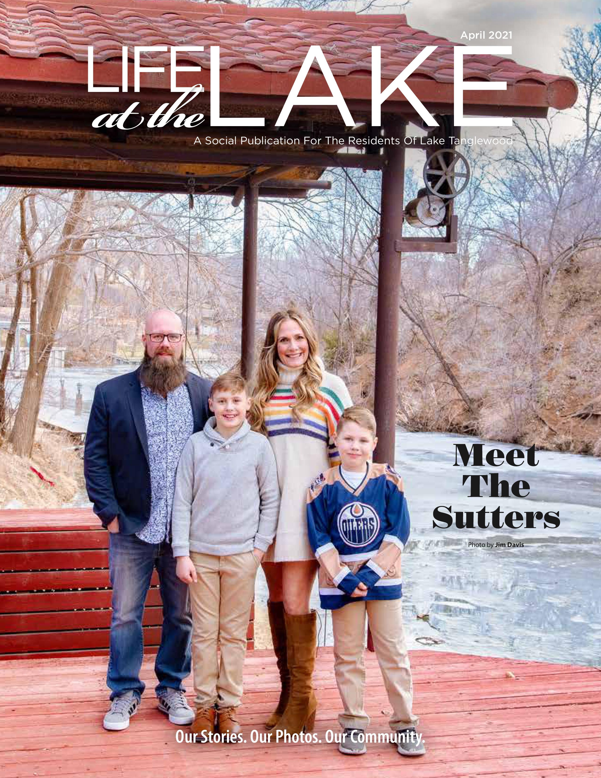 Life at the Lake 2021-04-01