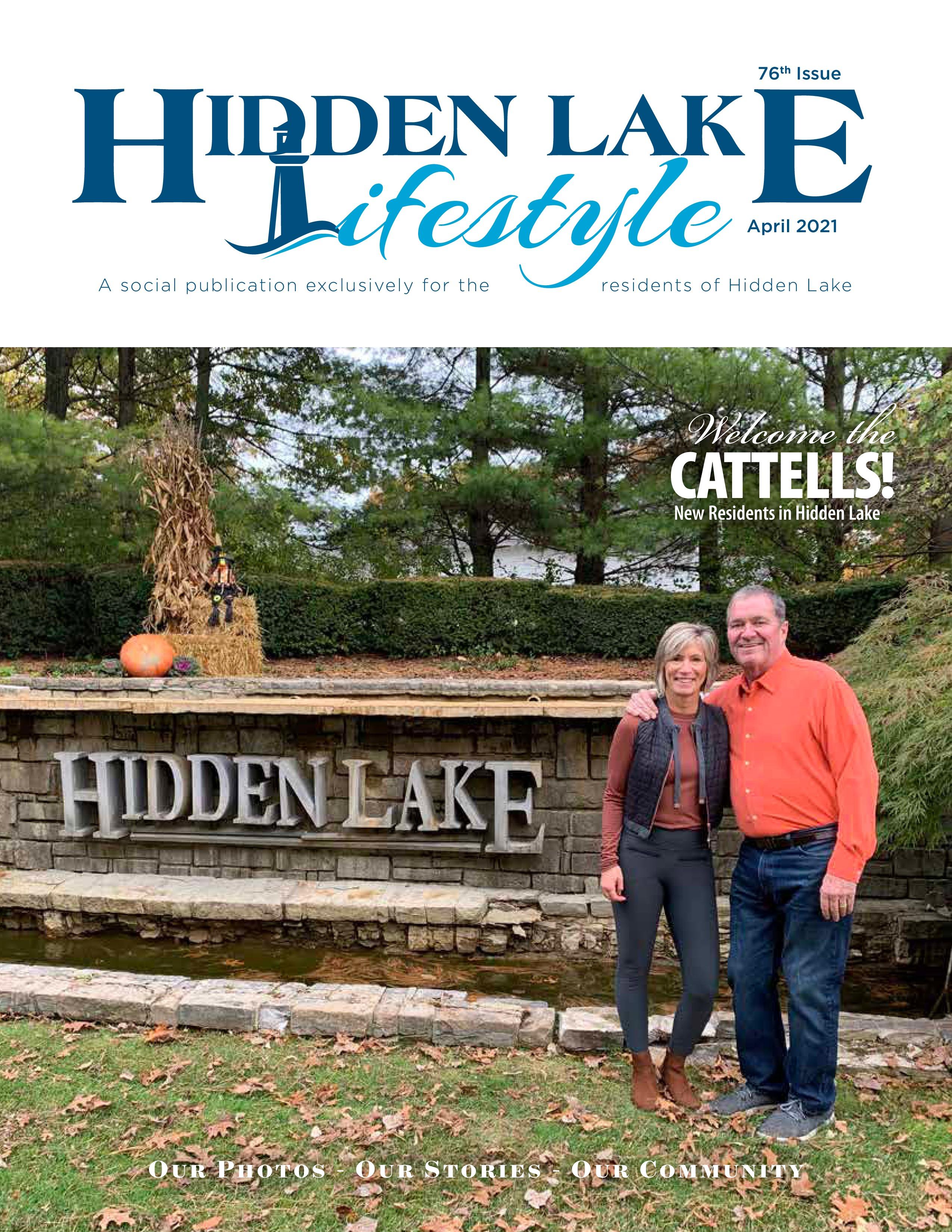 Hidden Lake Lifestyle 2021-04-01