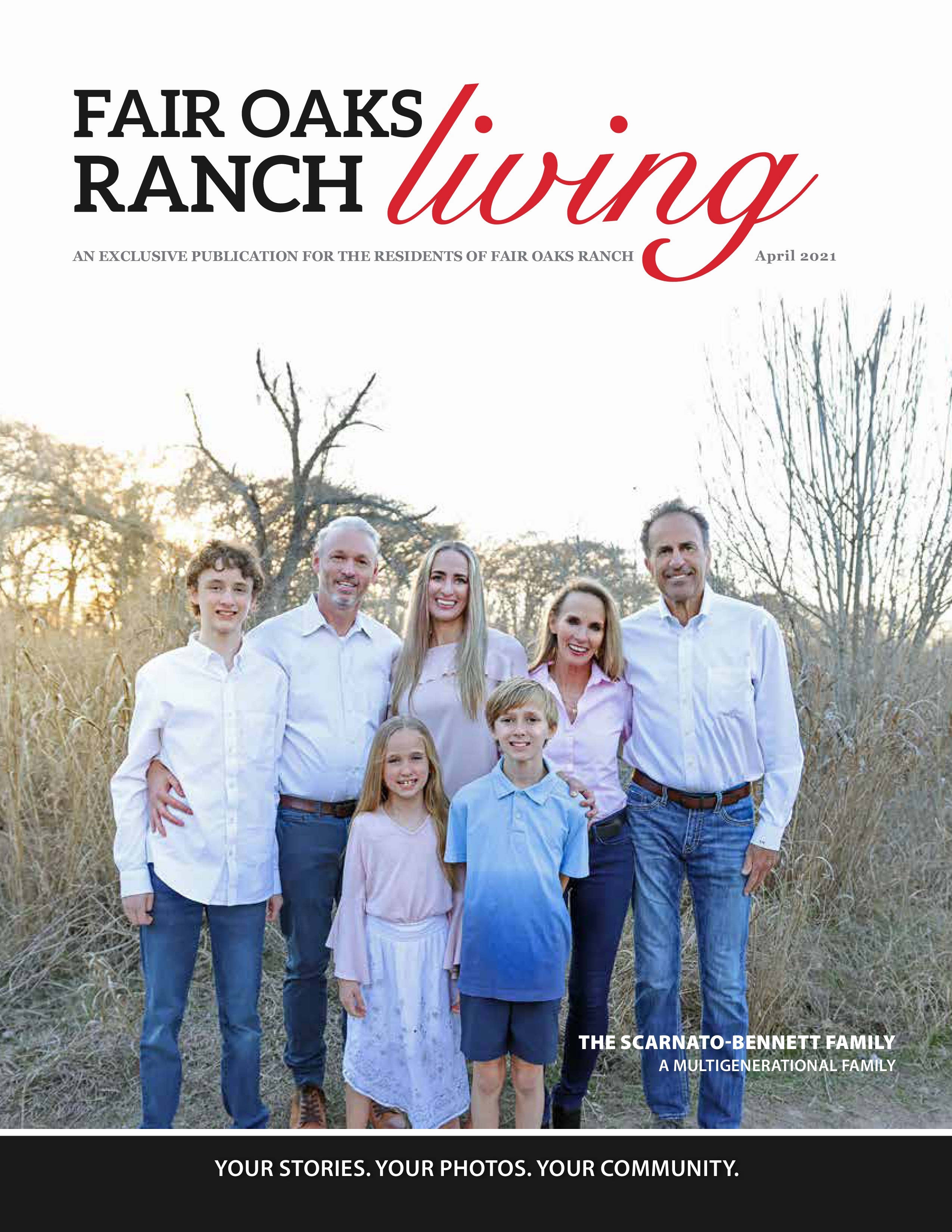Fair Oaks Ranch Living 2021-04-01