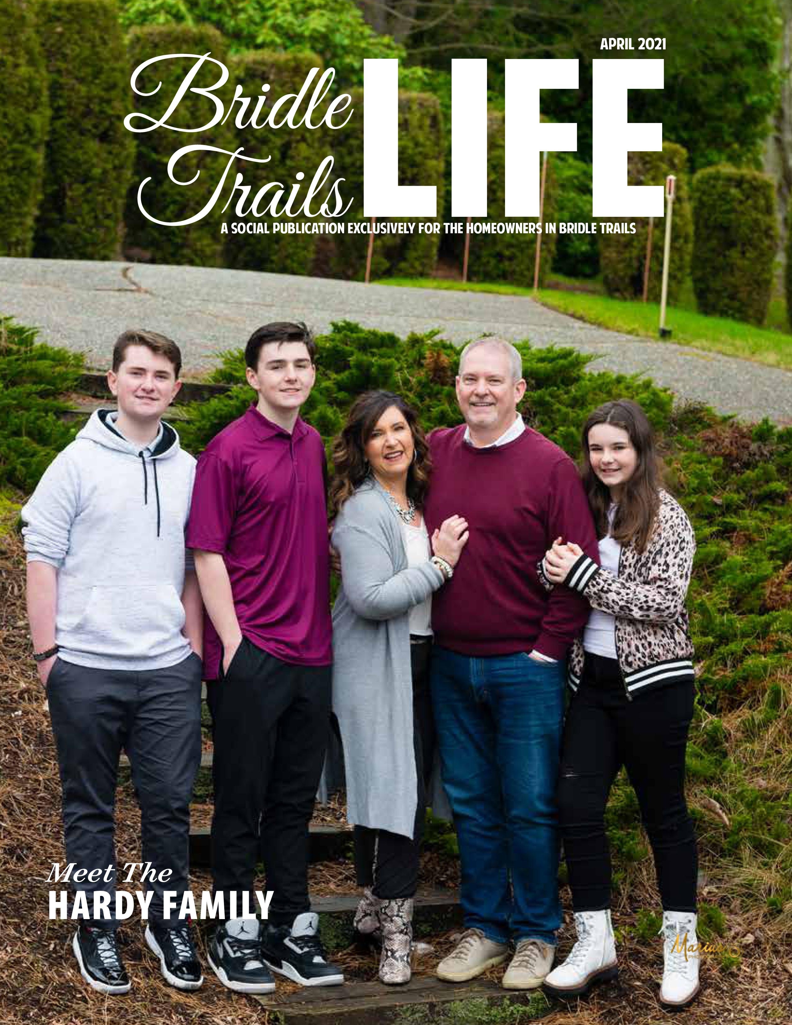 Bridle Trails LIFE 2021-04-01