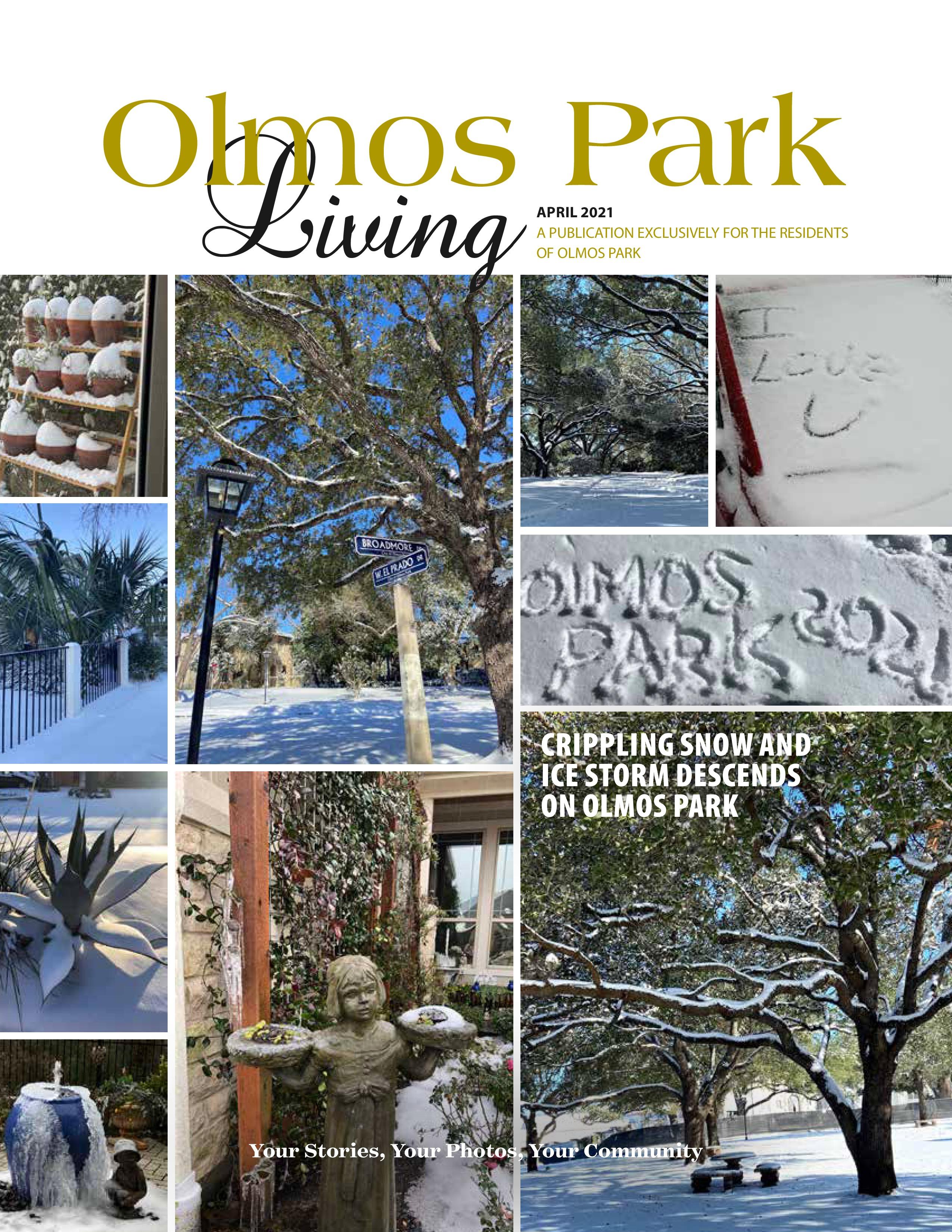 Olmos Park Living 2021-04-01