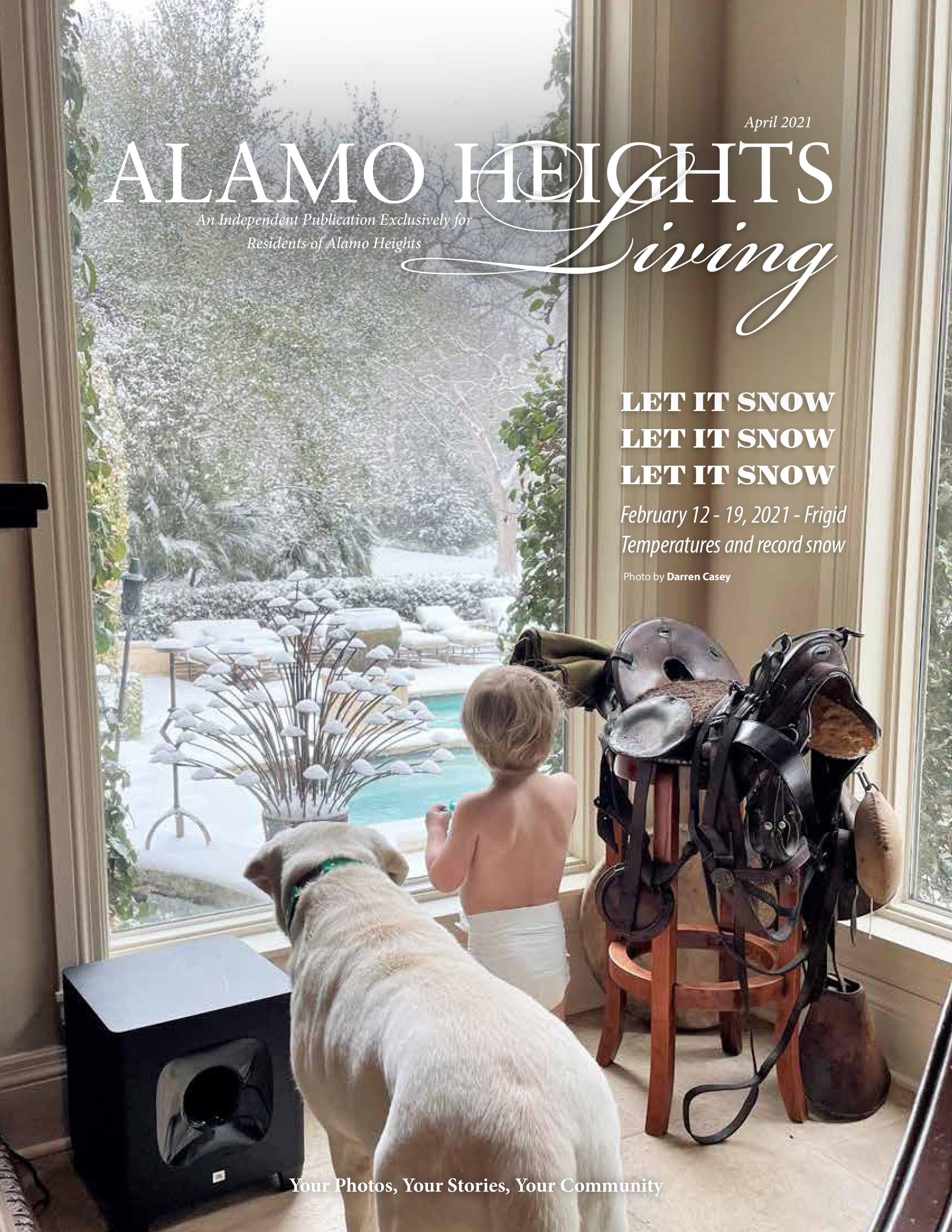 Alamo Heights Living 2021-04-01