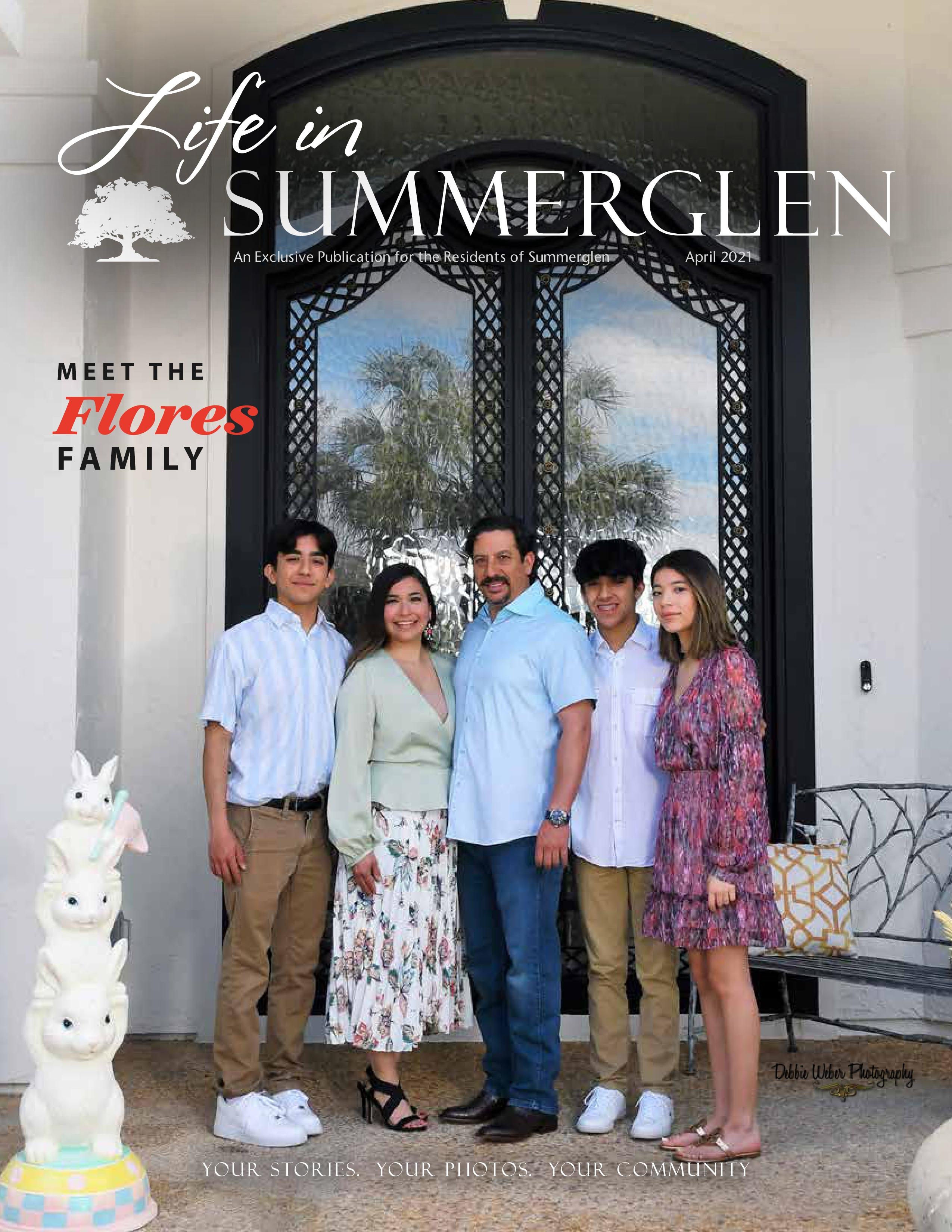 Life in Summerglen 2021-04-01