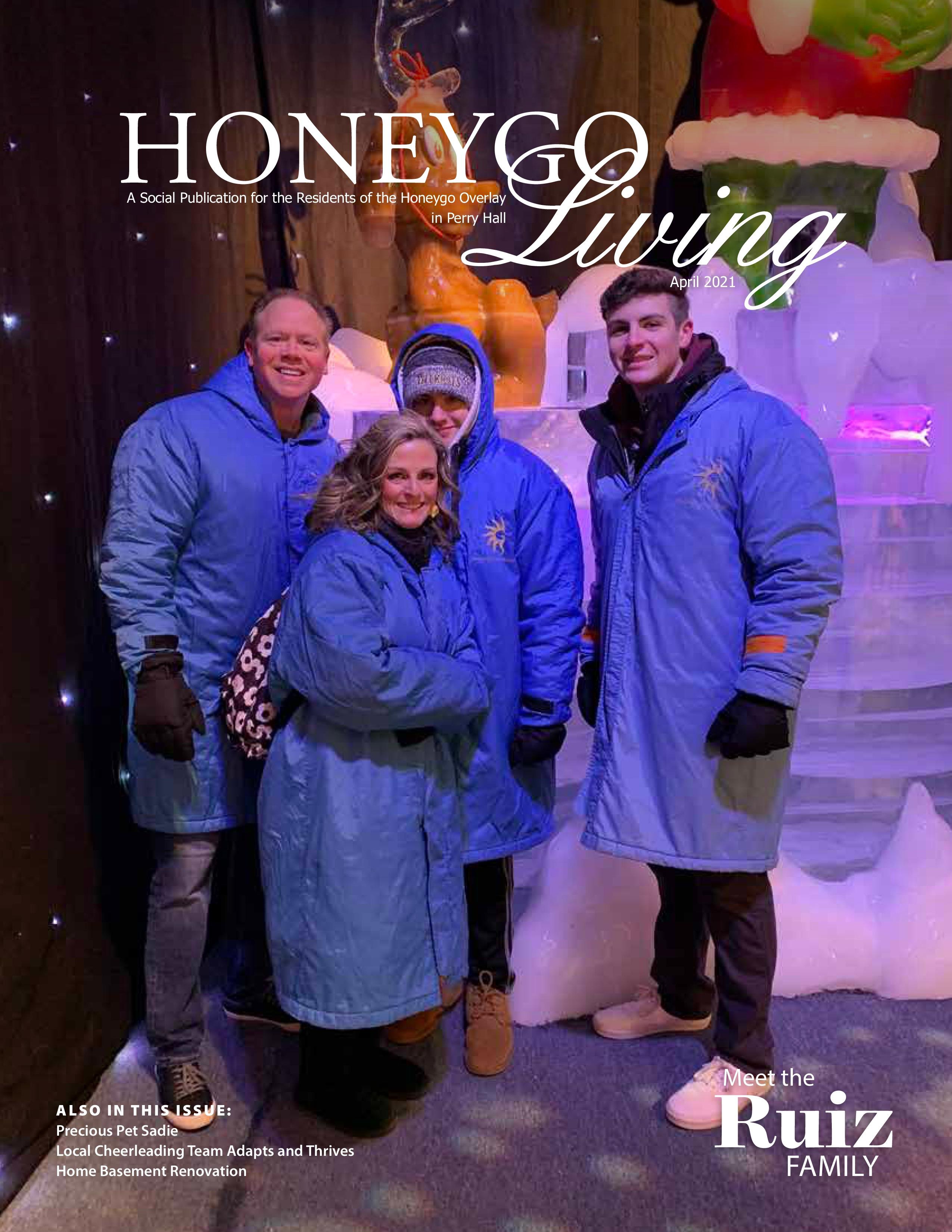 Honeygo Living 2021-04-01