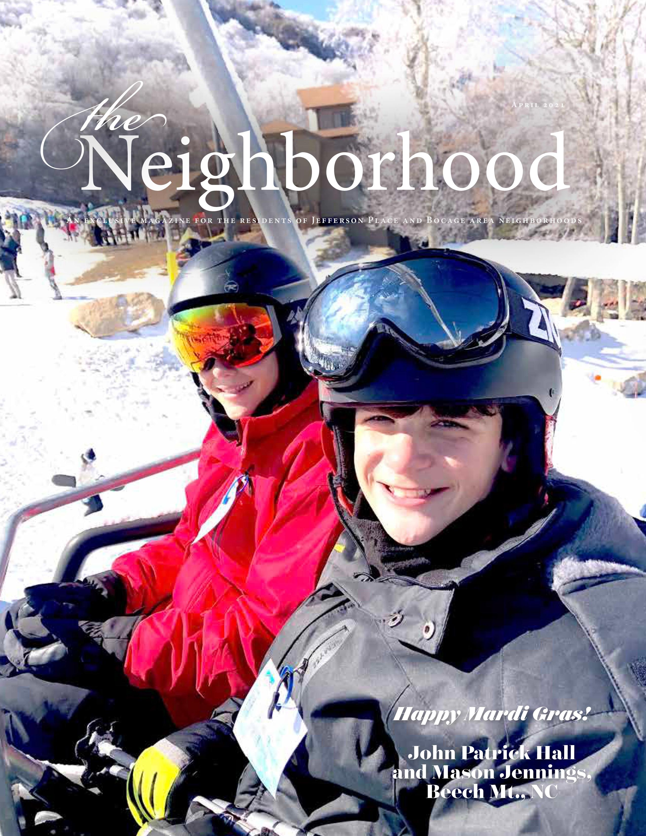 The Neighborhood 2021-04-01