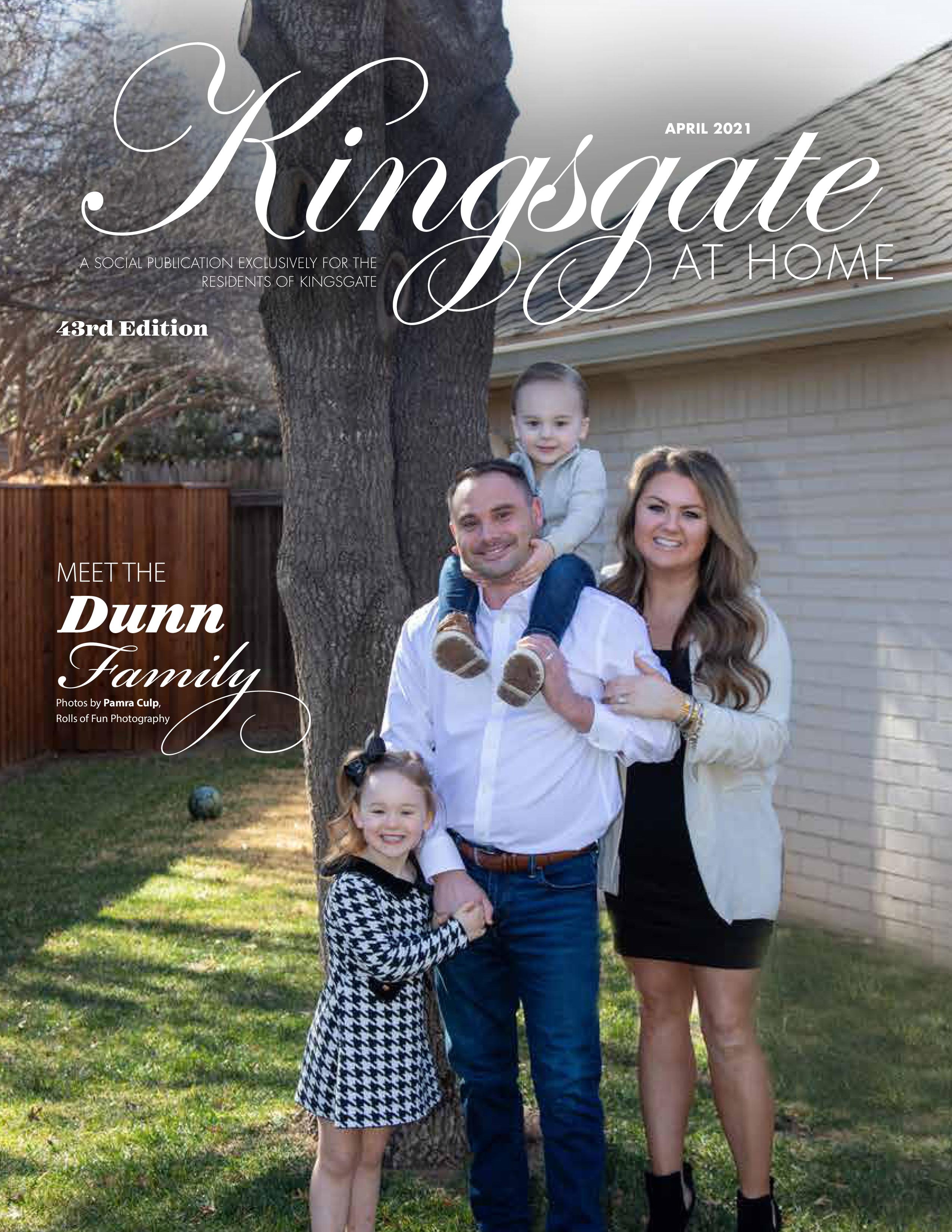Kingsgate at Home 2021-04-01