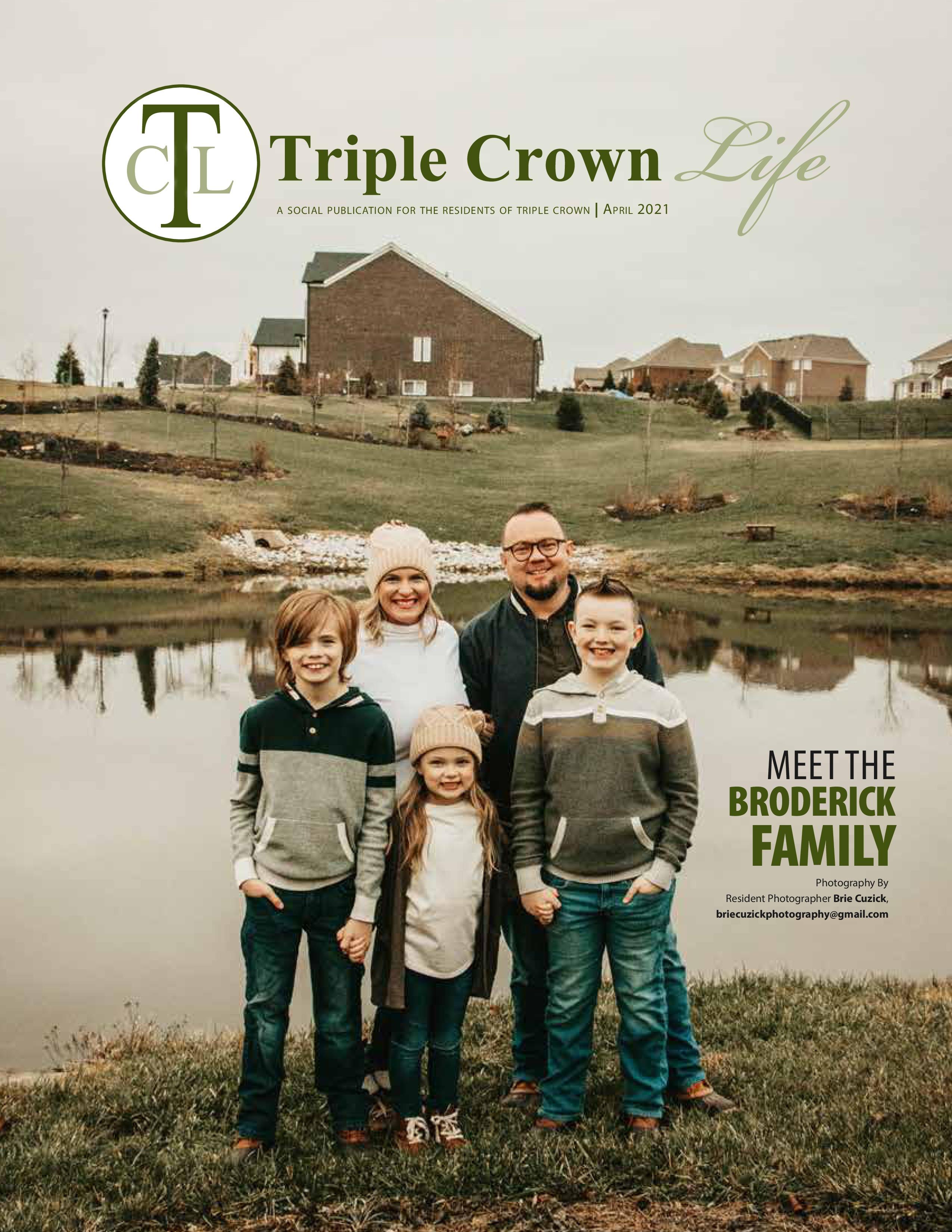 Triple Crown Life 2021-04-01