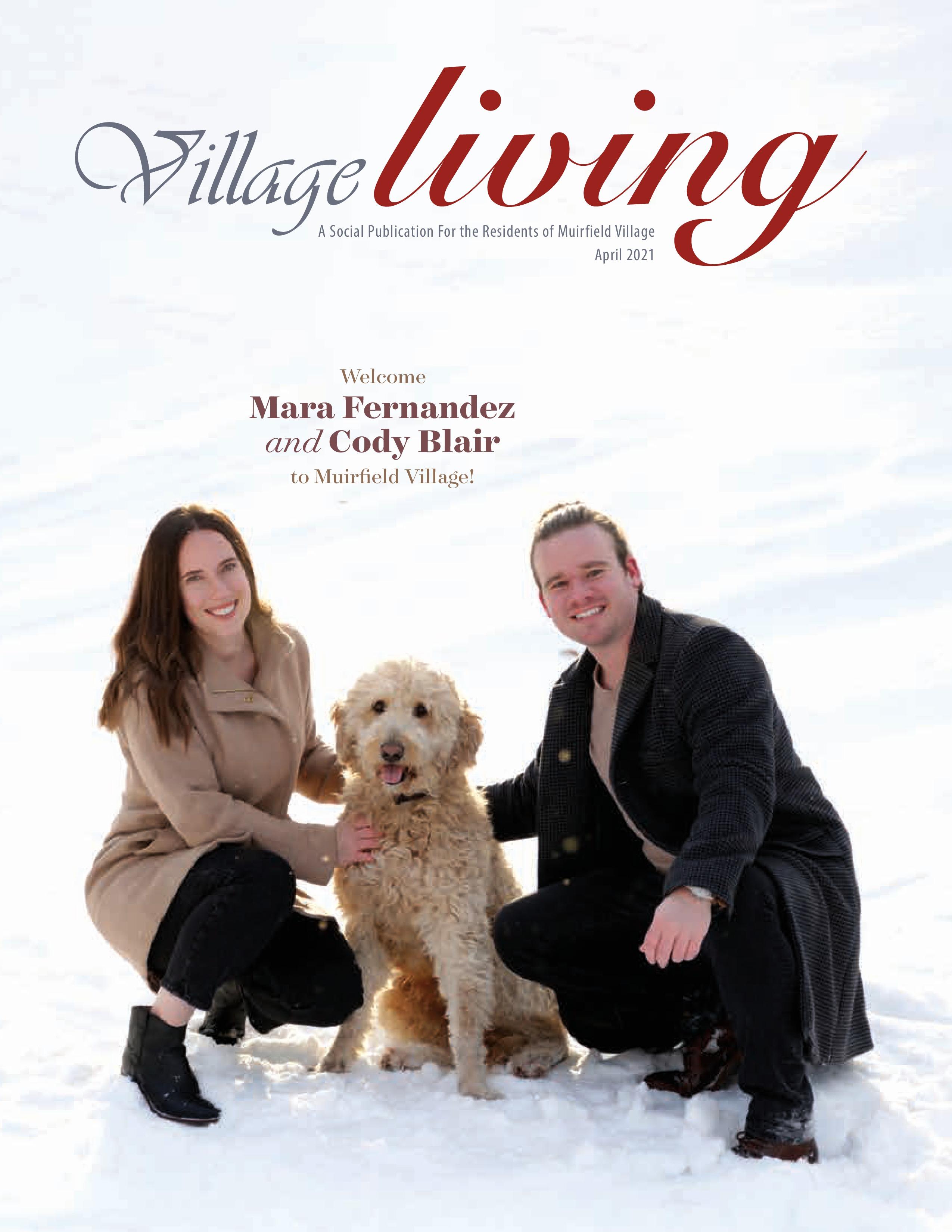Village Living 2021-04-01