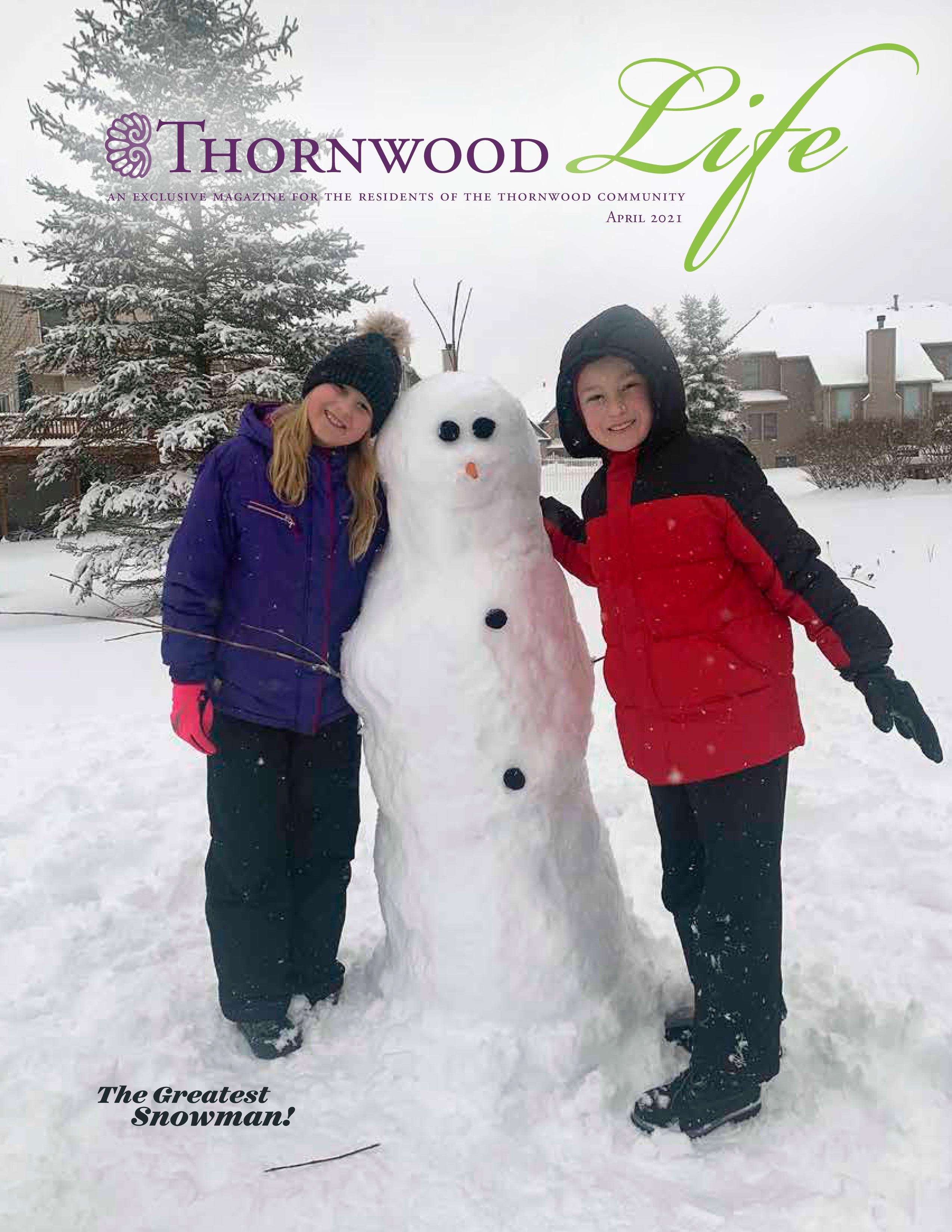 Thornwood Life 2021-04-01