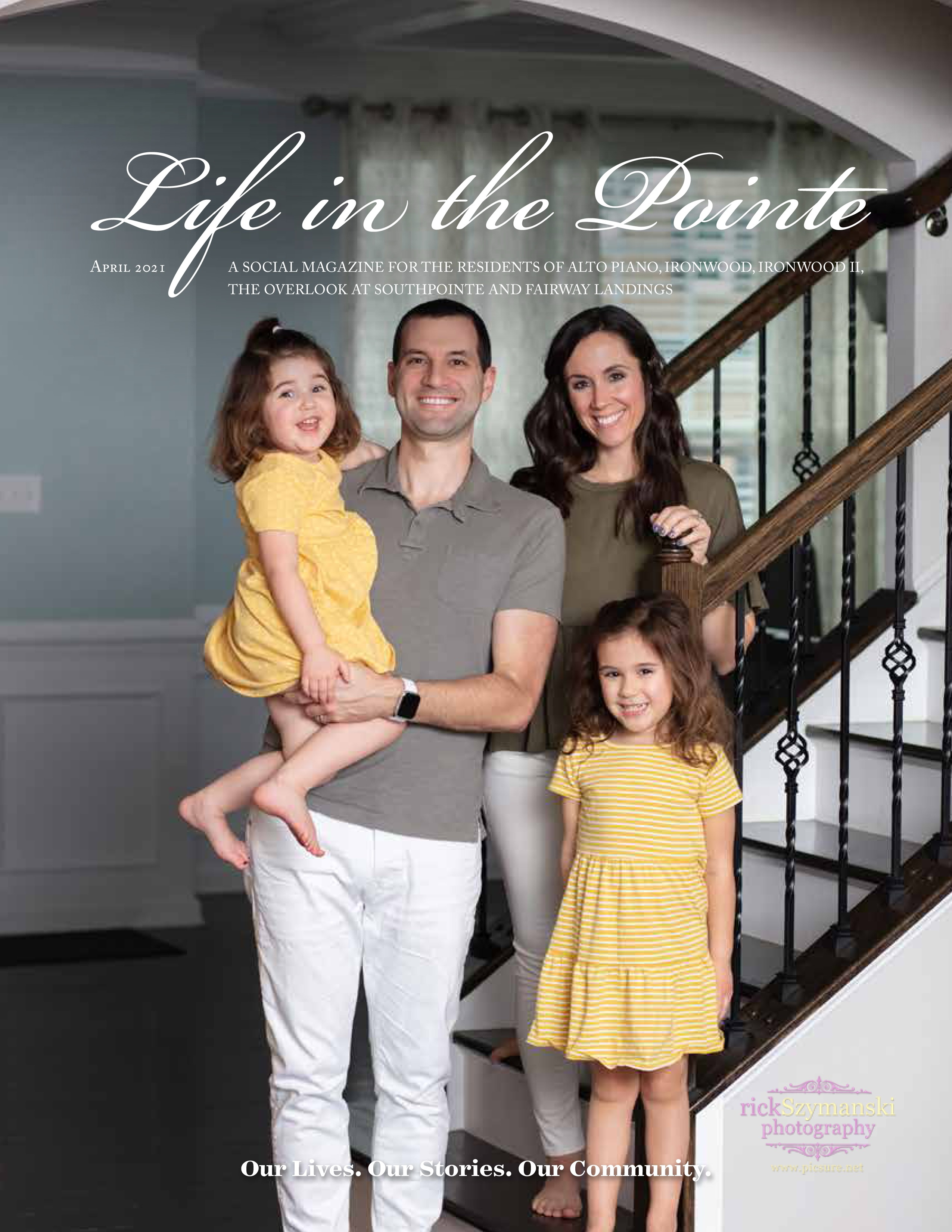 Life in the Pointe 2021-04-01