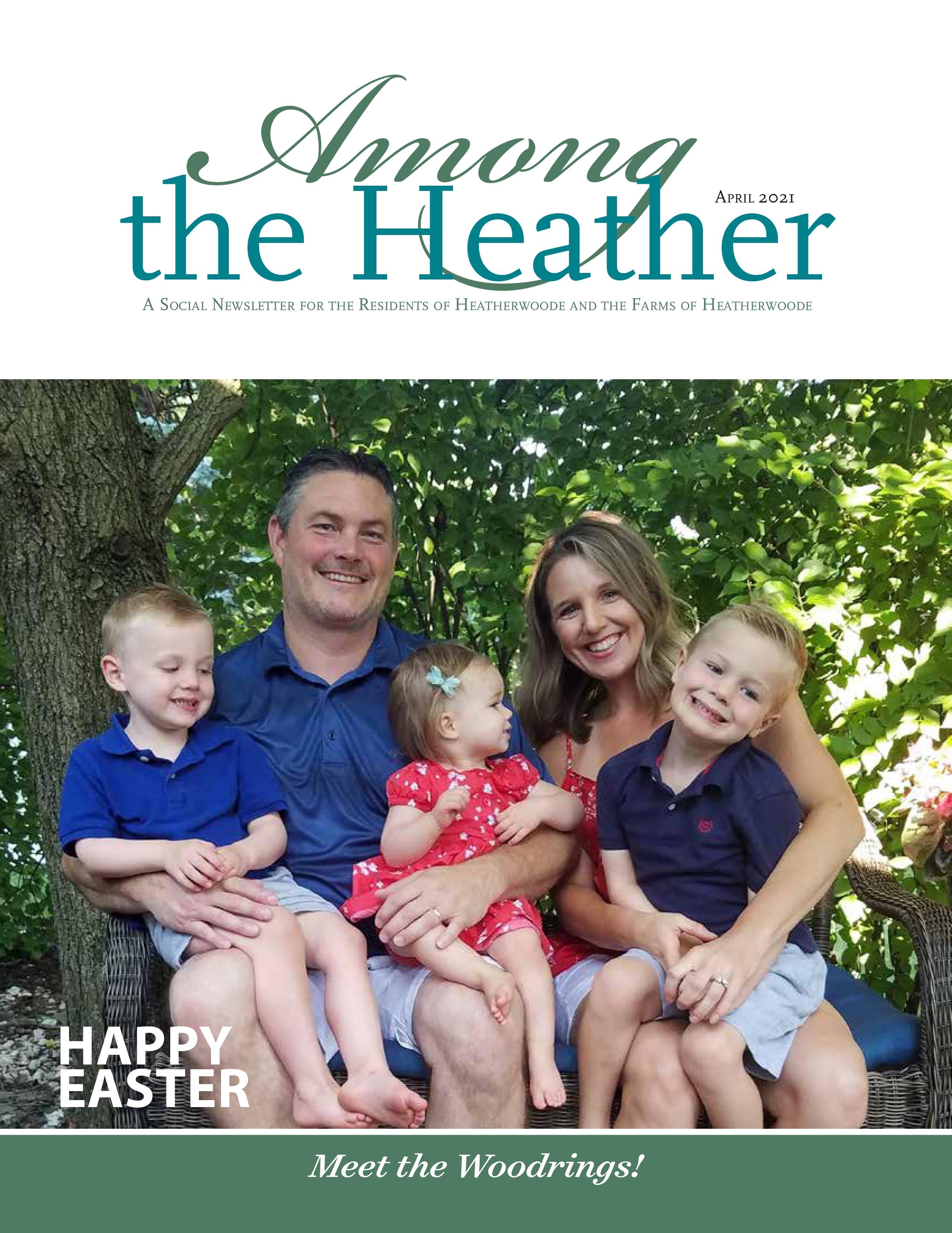 Among the Heather 2021-04-01
