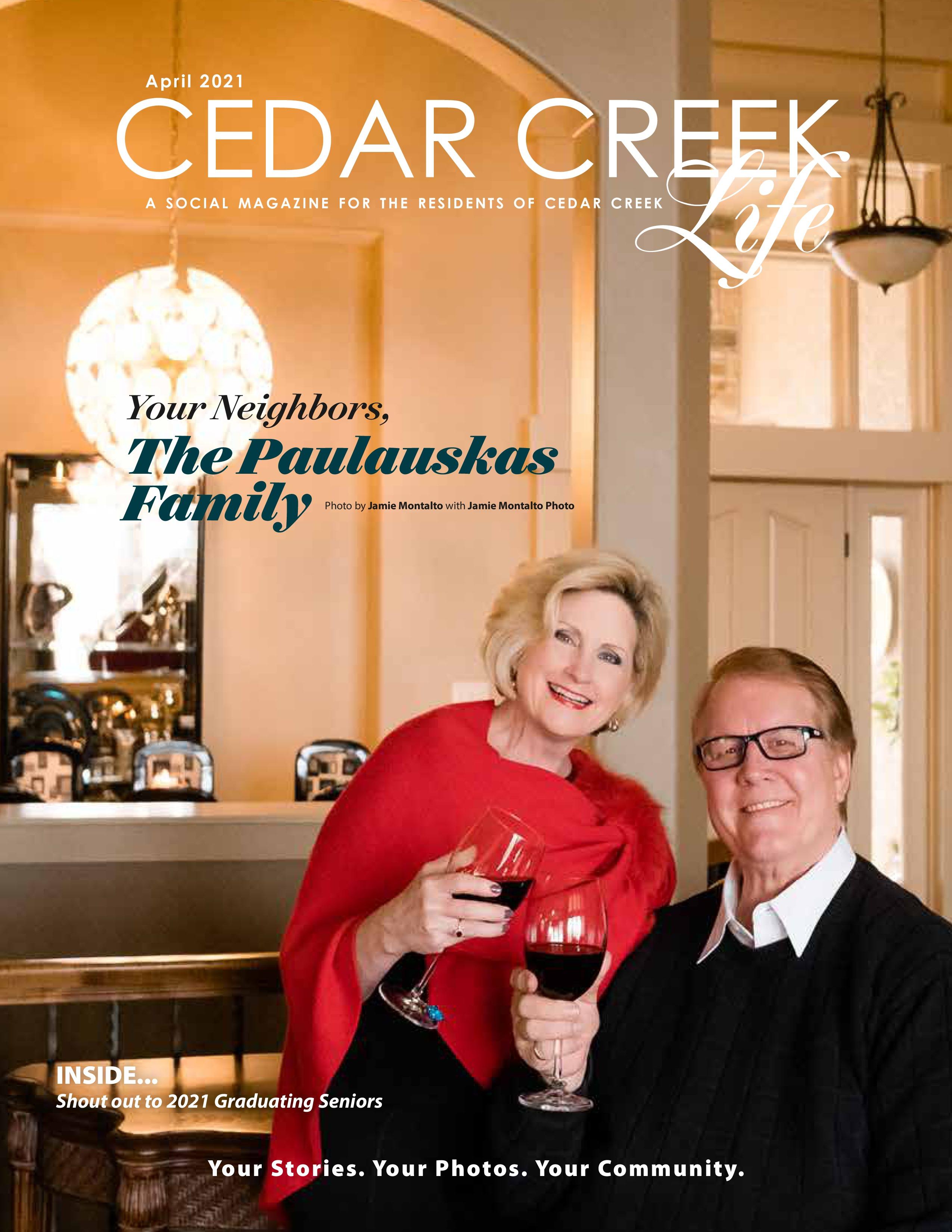 Cedar Creek Life 2021-04-01
