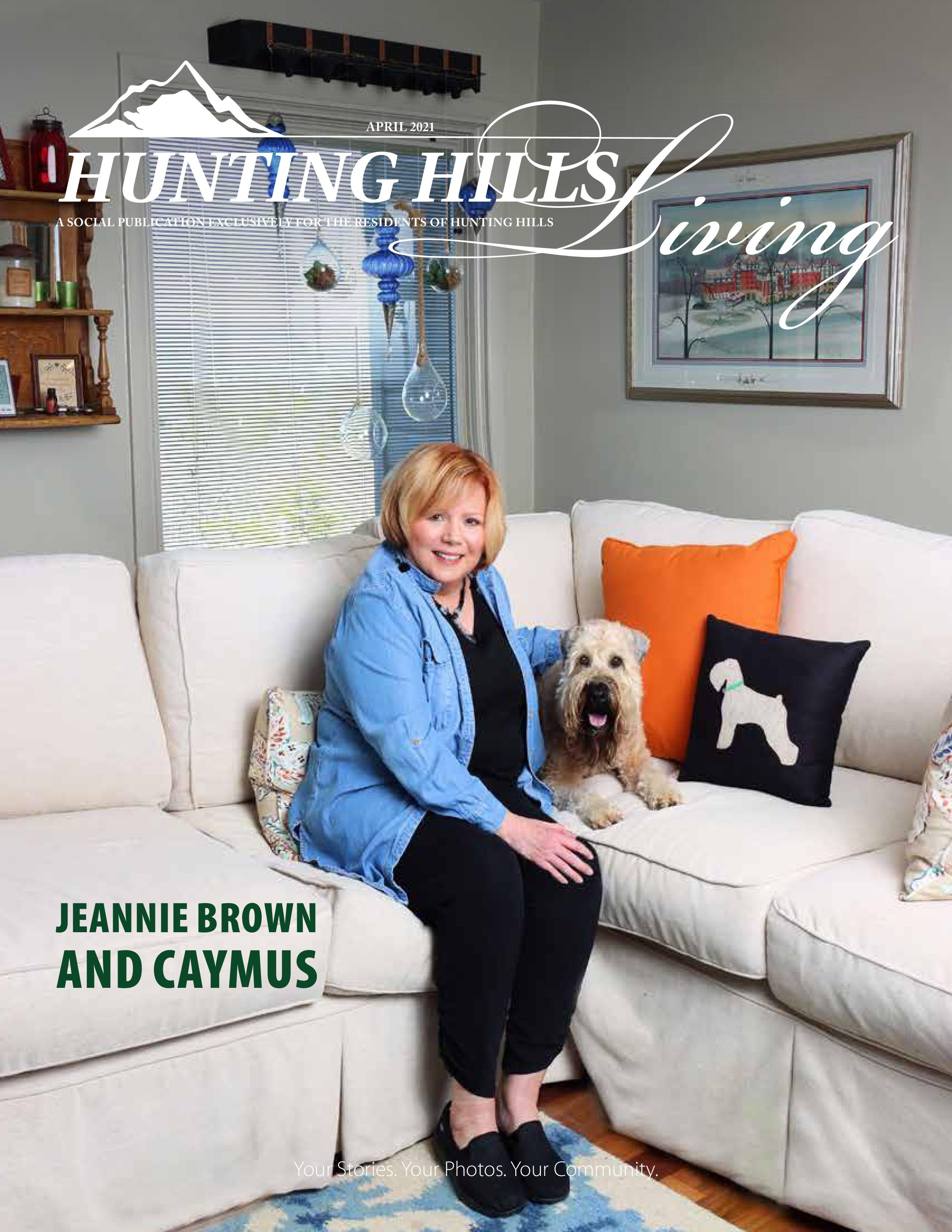 Hunting Hills Living 2021-04-01