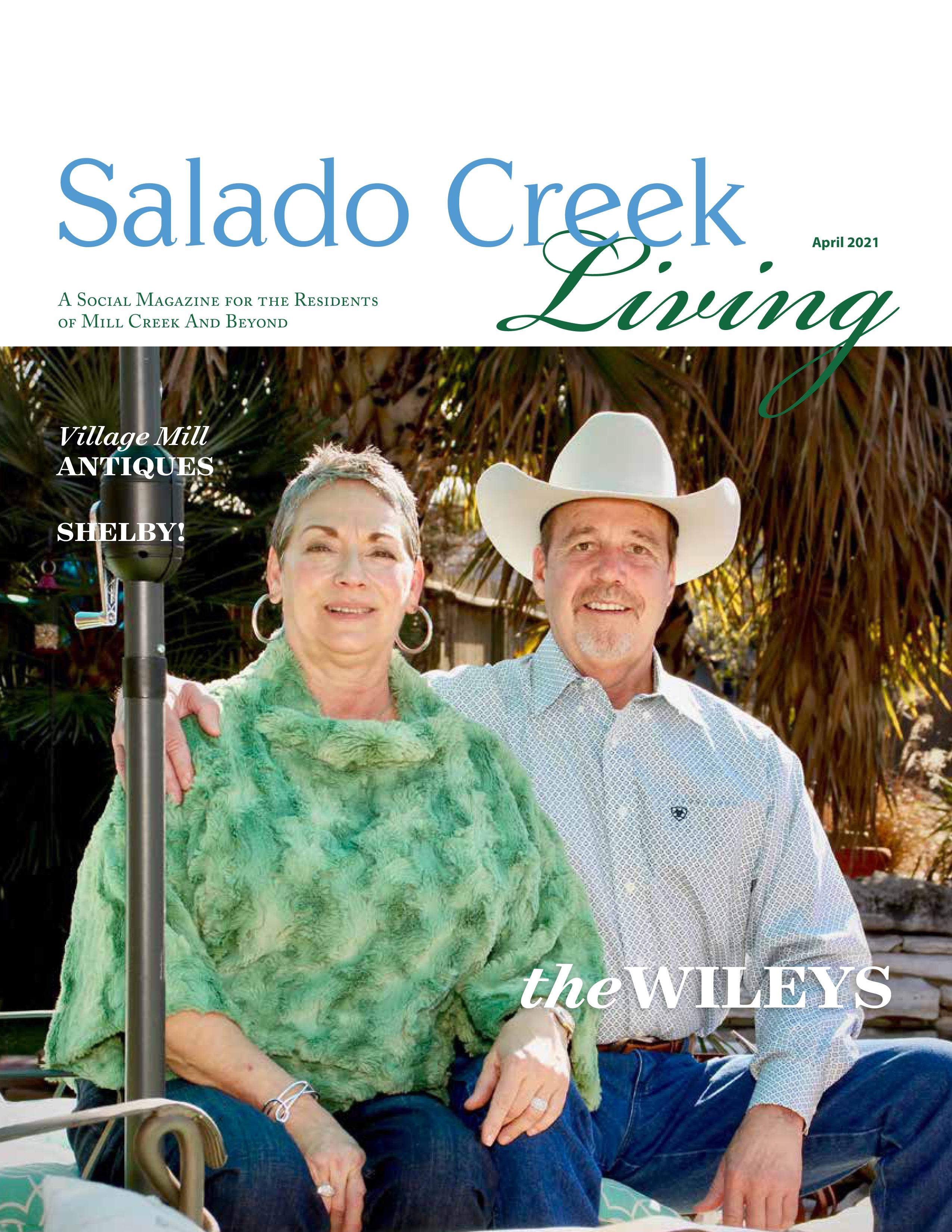 Salado Creek Living 2021-04-01