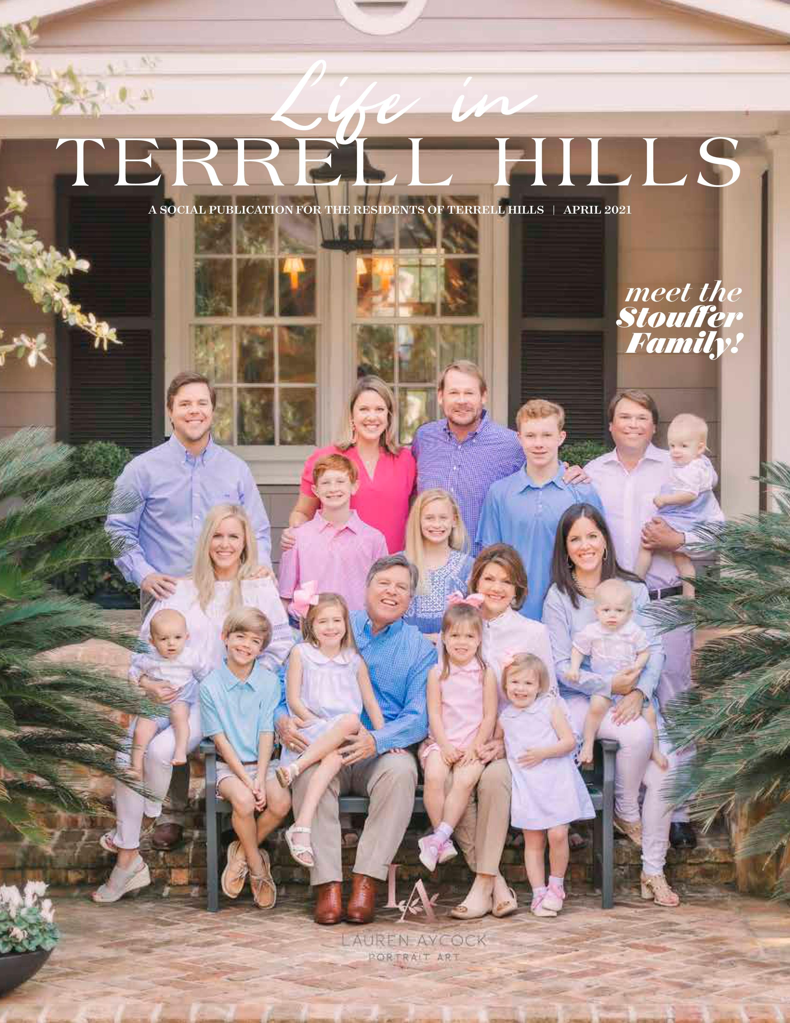 Life in Terrell Hills 2021-04-01