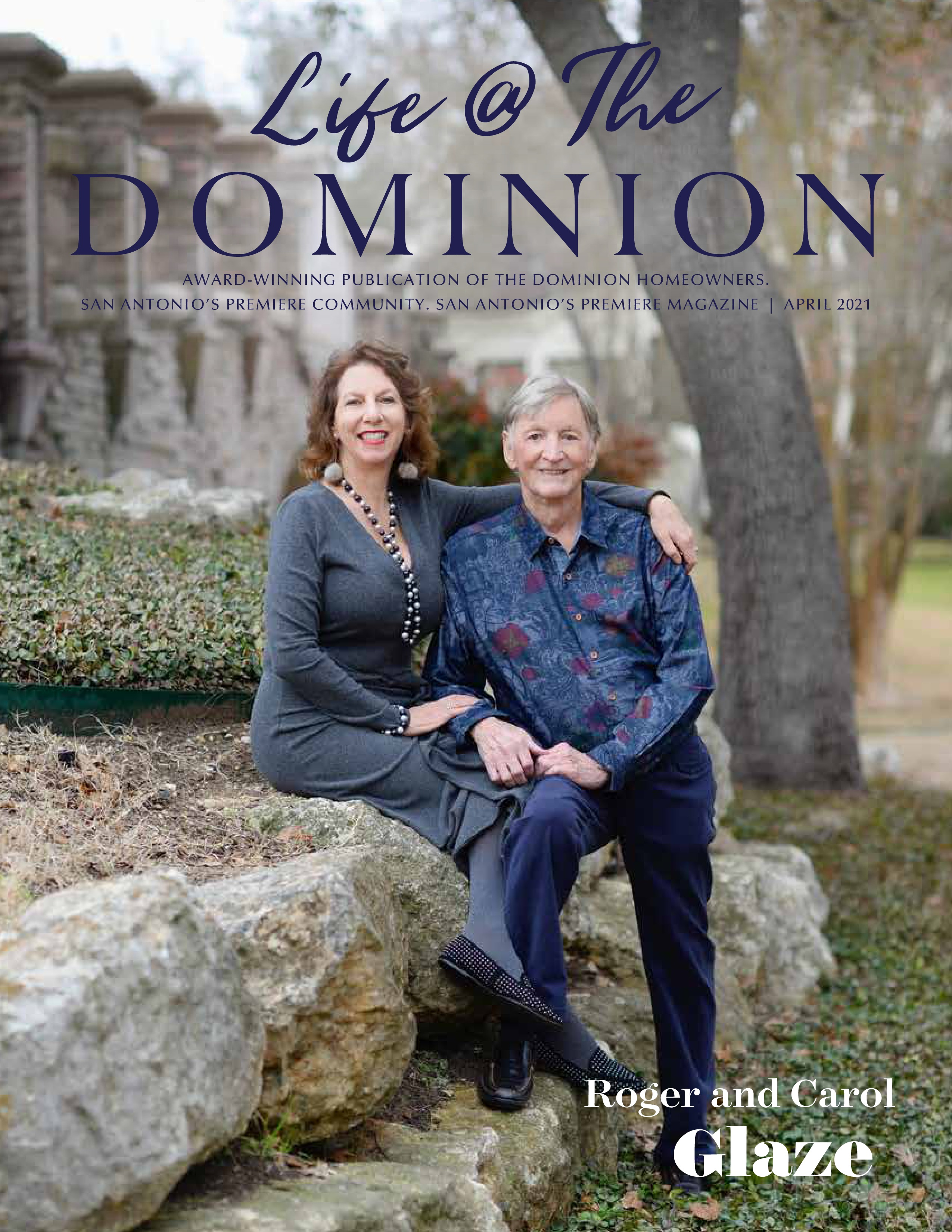 Life at The Dominion 2021-04-01