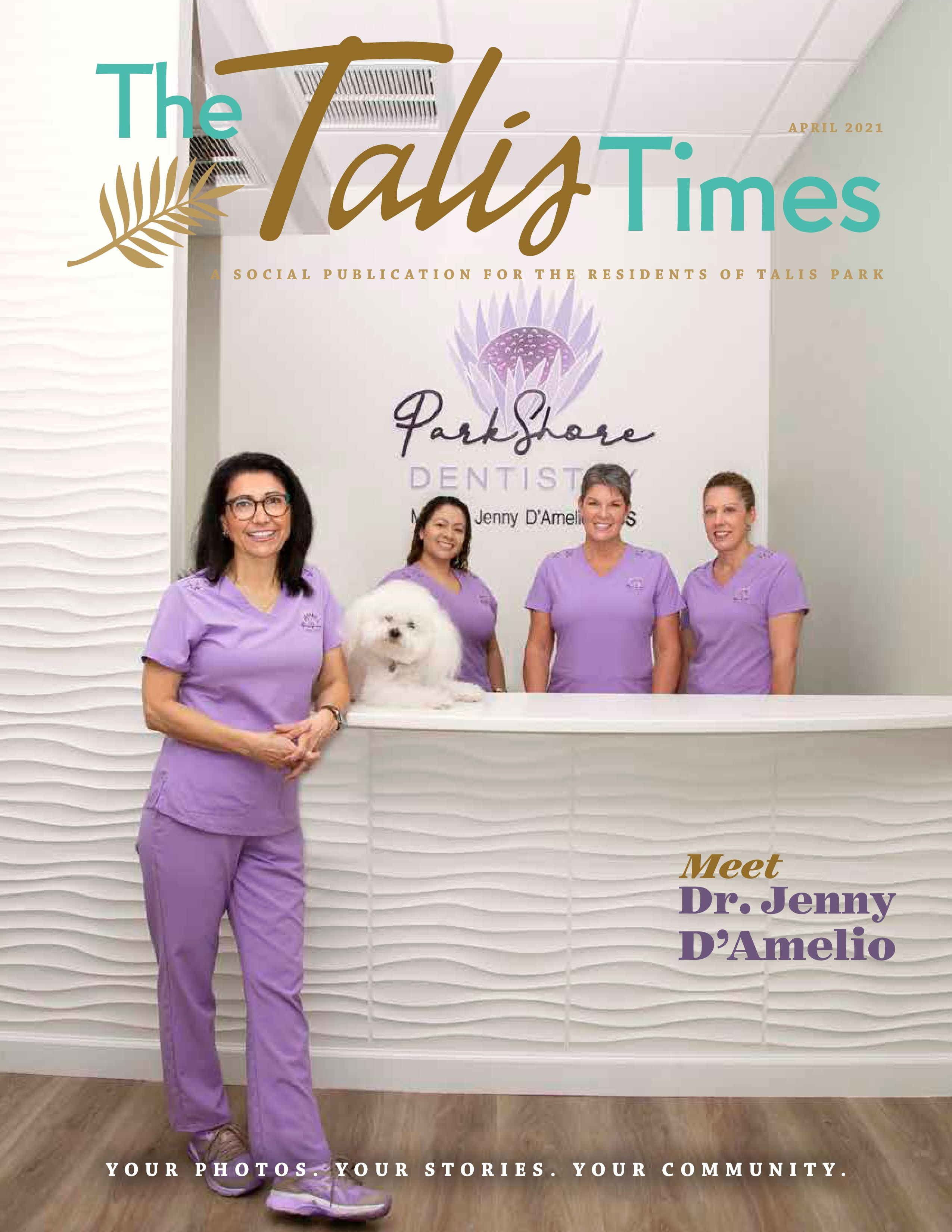 The Talis Times 2021-04-01