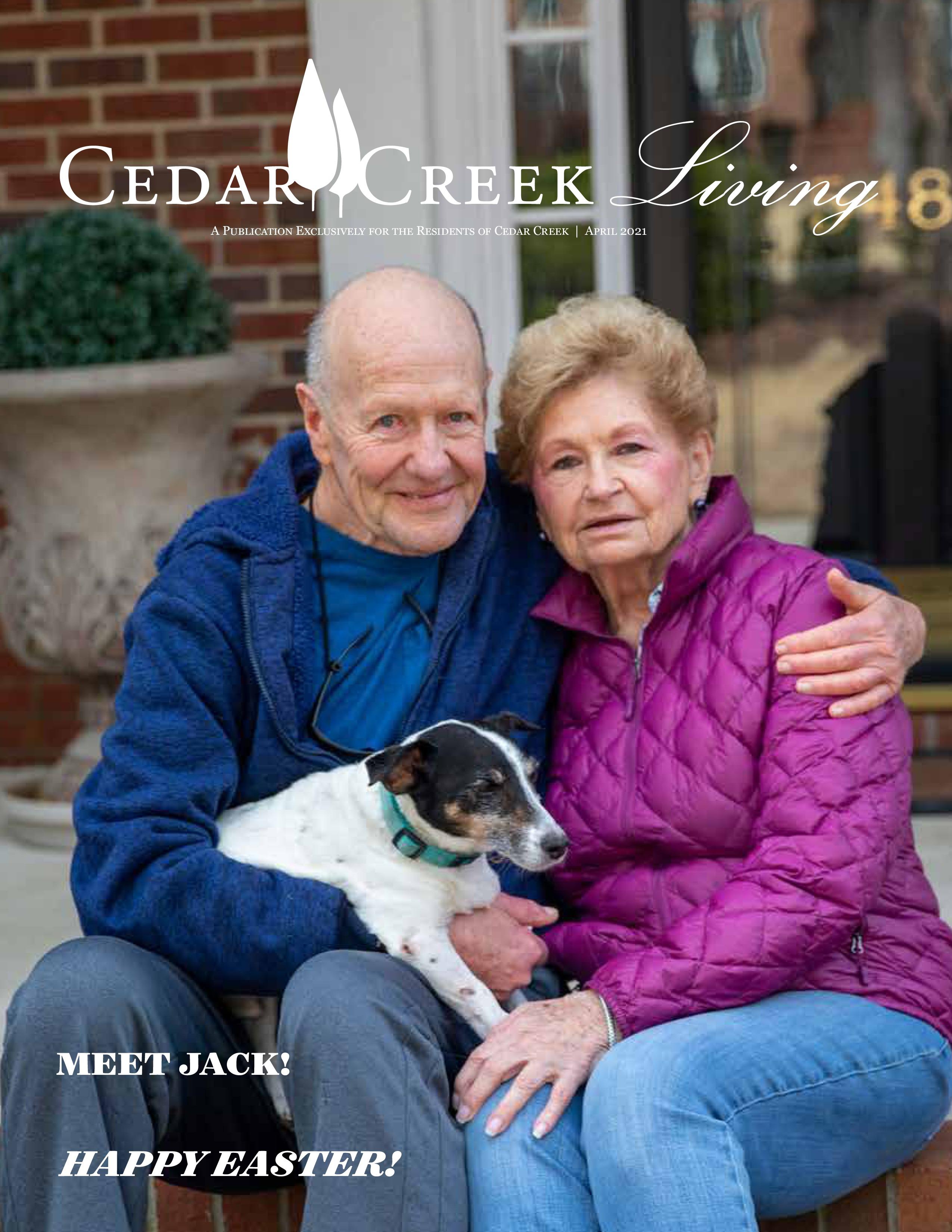 Cedar Creek Living 2021-04-01
