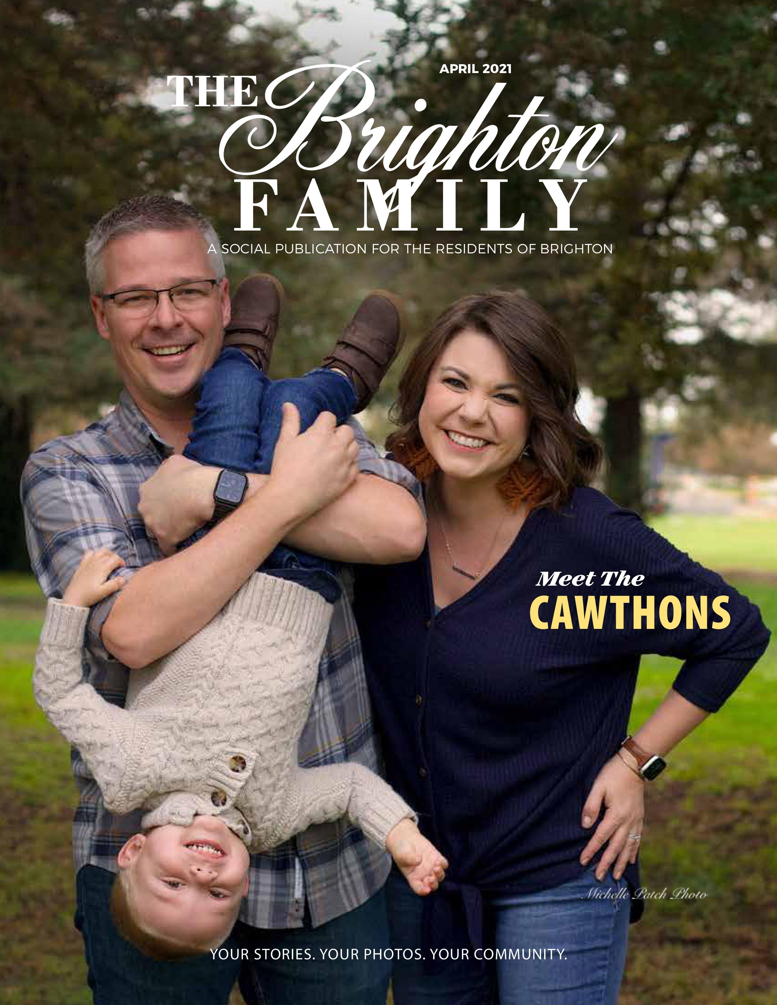 The Brighton Family 2021-04-01