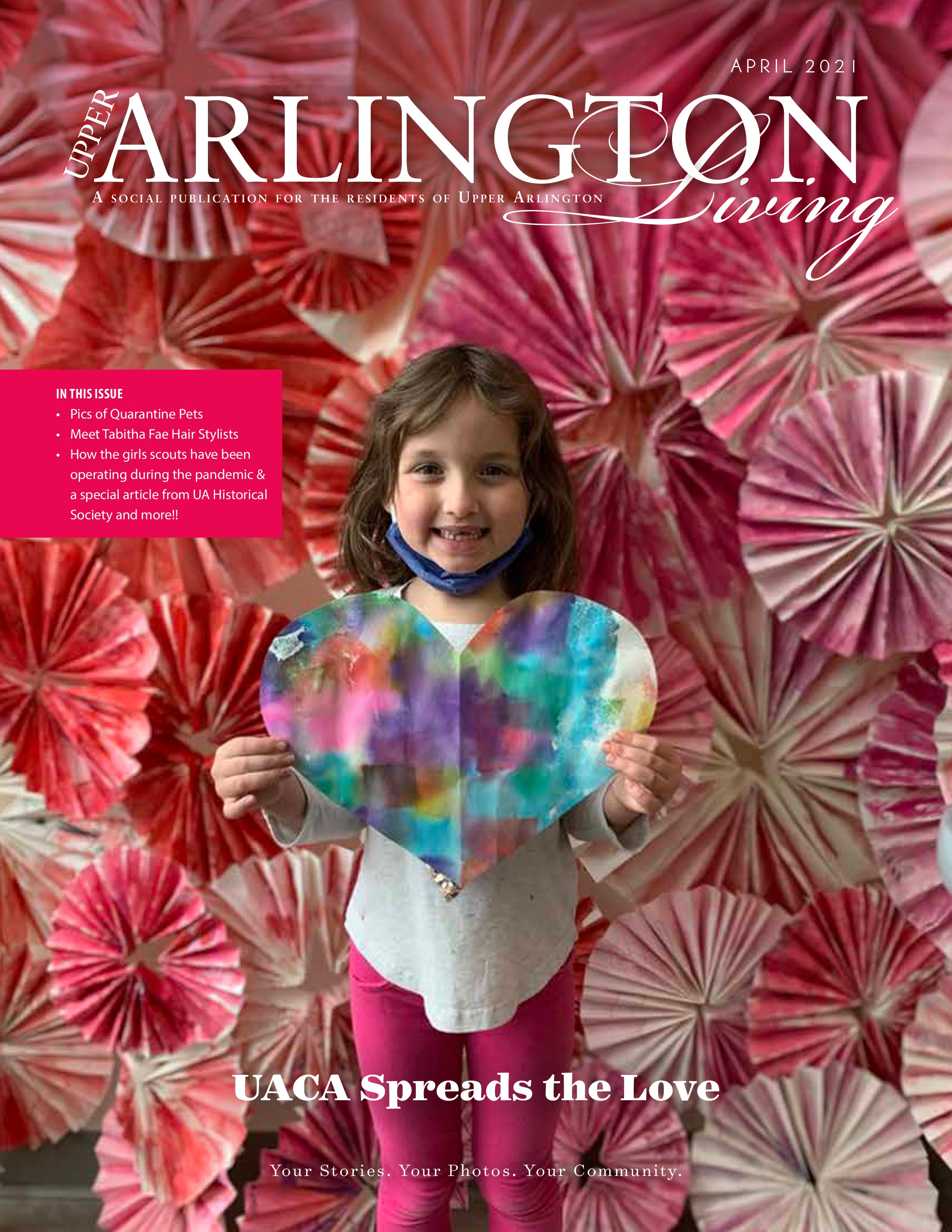 Upper Arlington Living 2021-04-01
