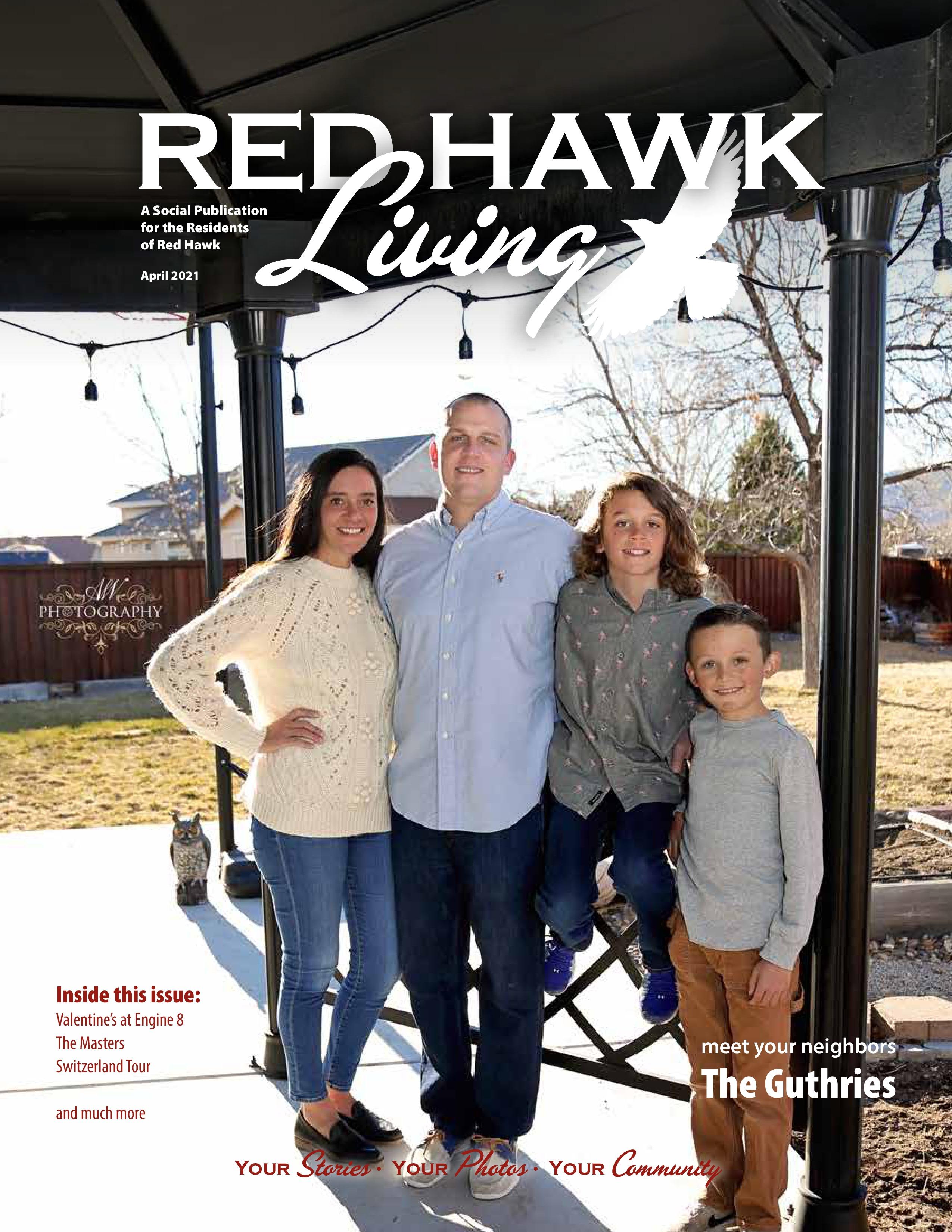 Red Hawk Living 2021-04-01
