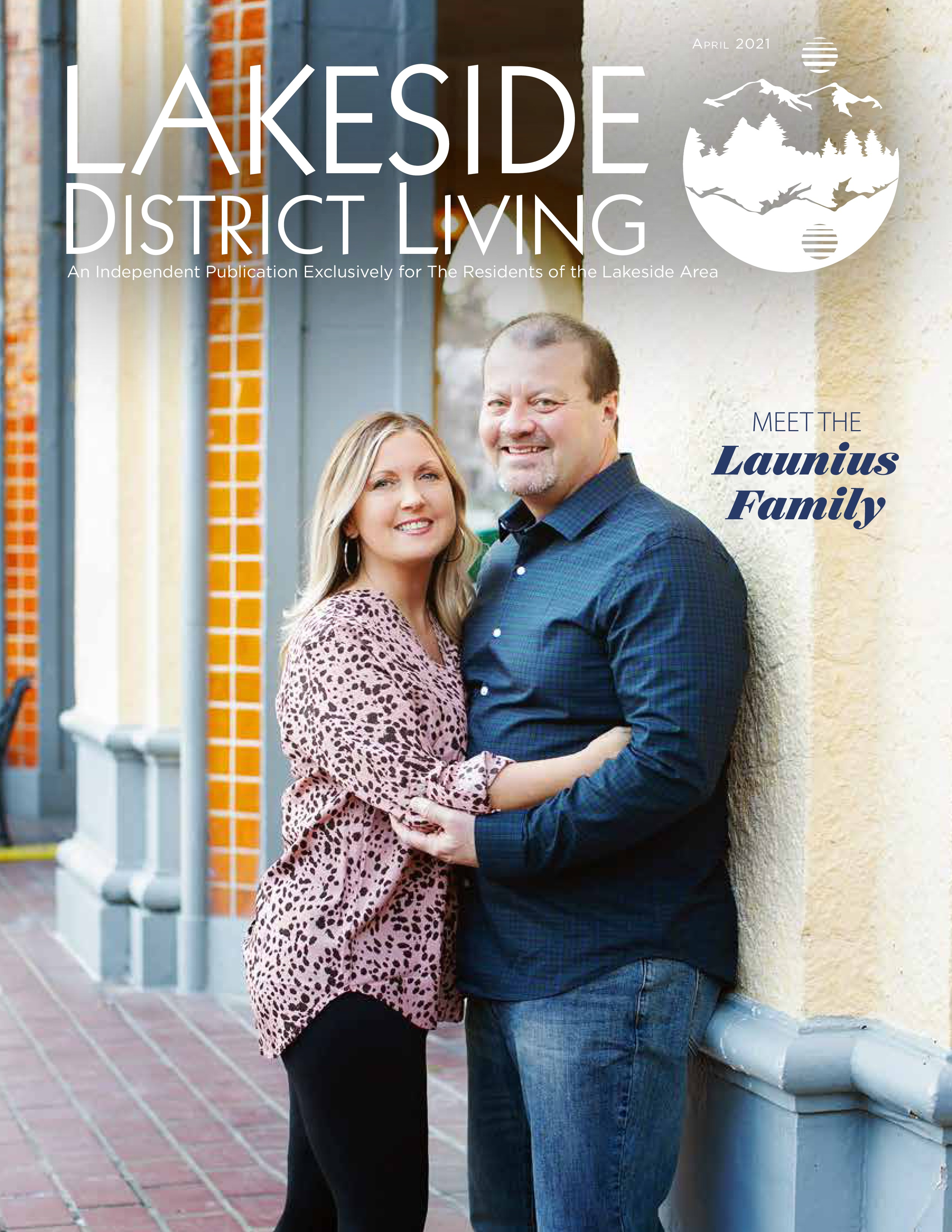 Lakeside District Living 2021-04-01
