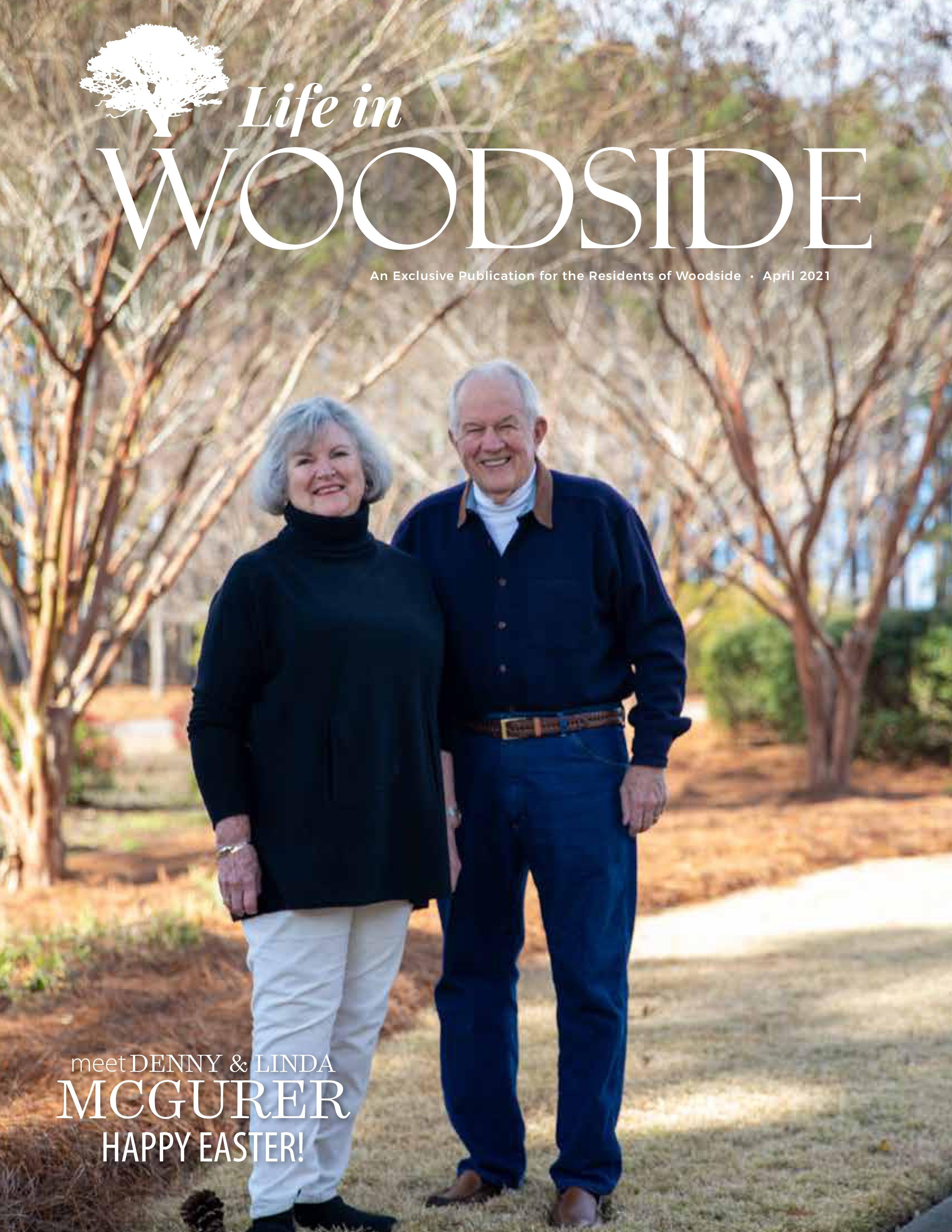 Life in Woodside 2021-04-01