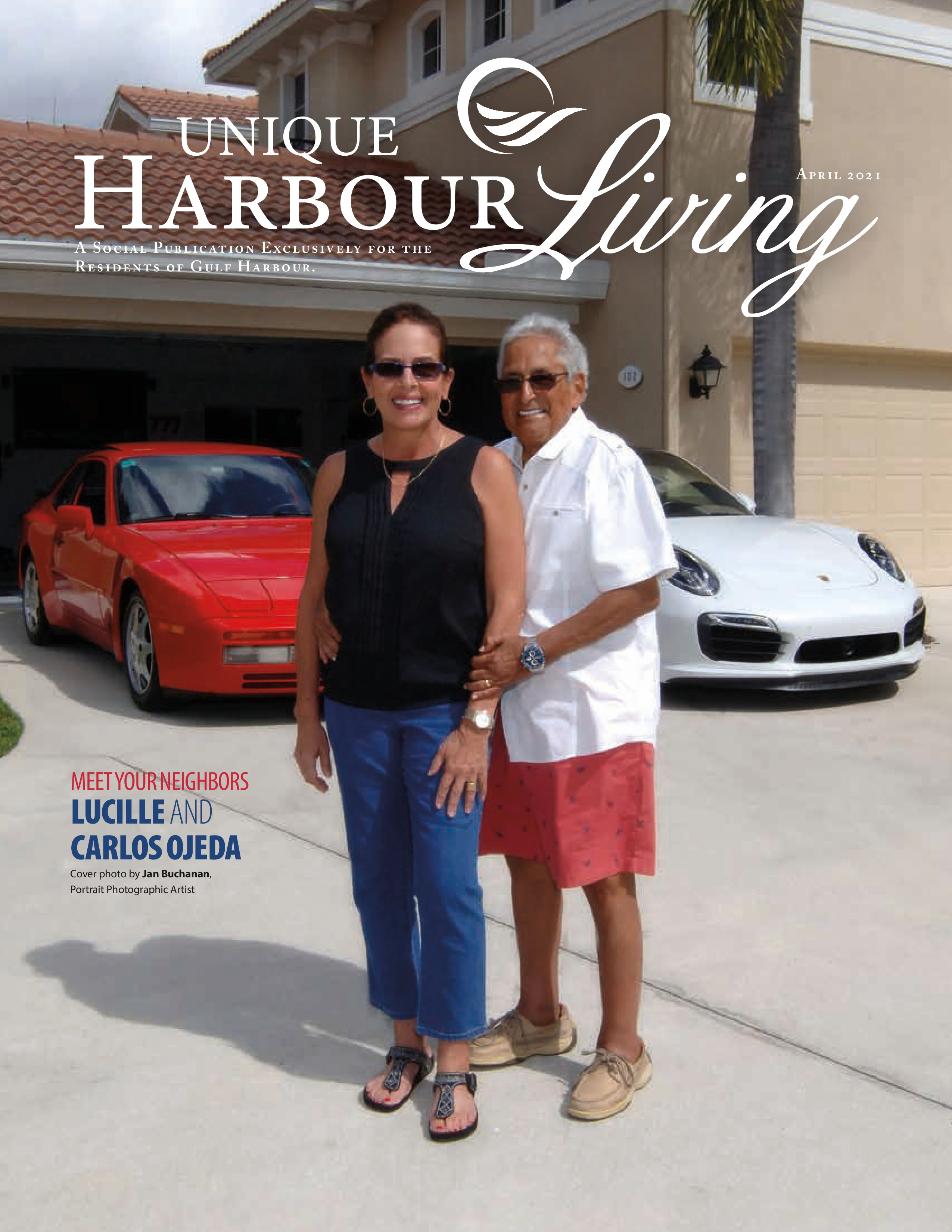 Unique Harbour Living 2021-04-01
