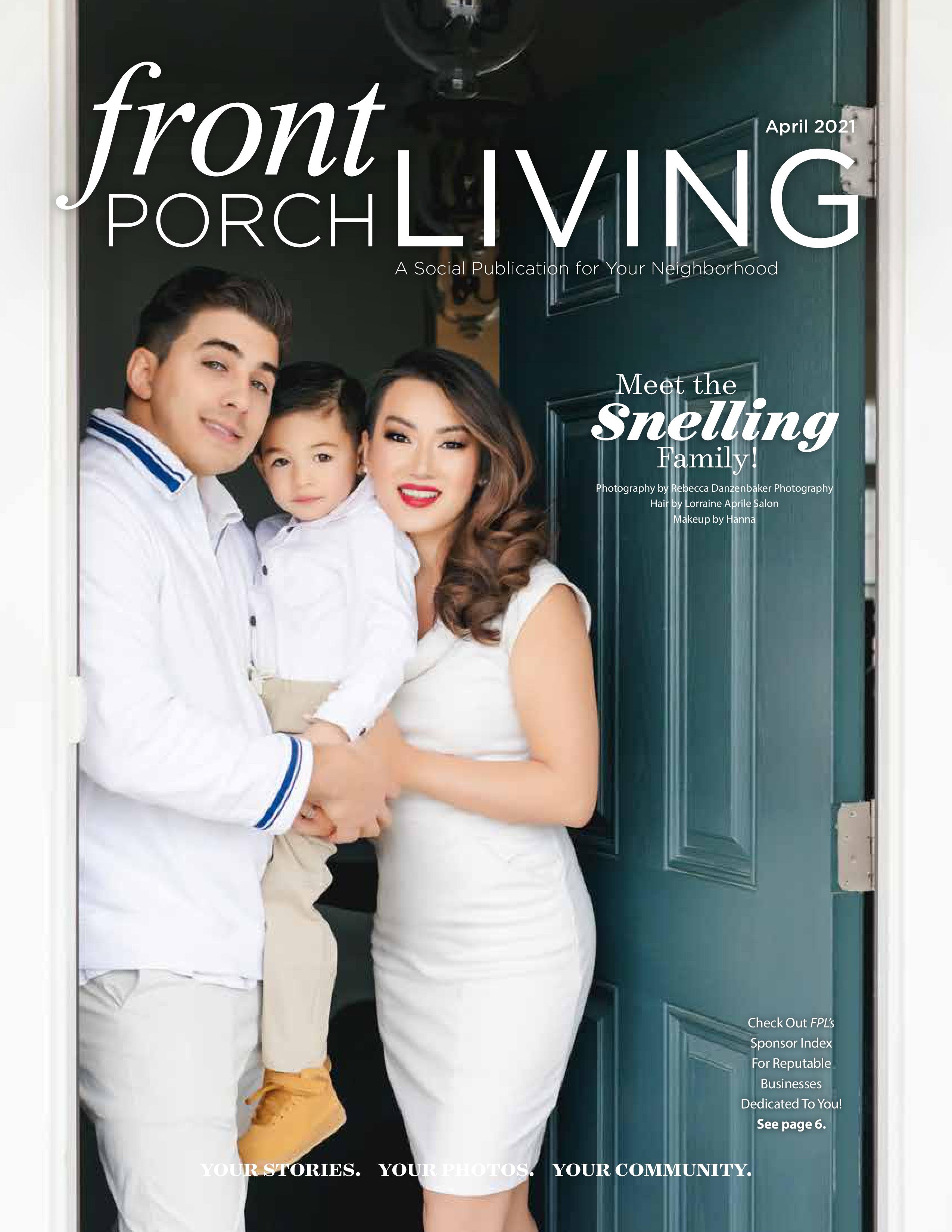 Front Porch Living 2021-04-01