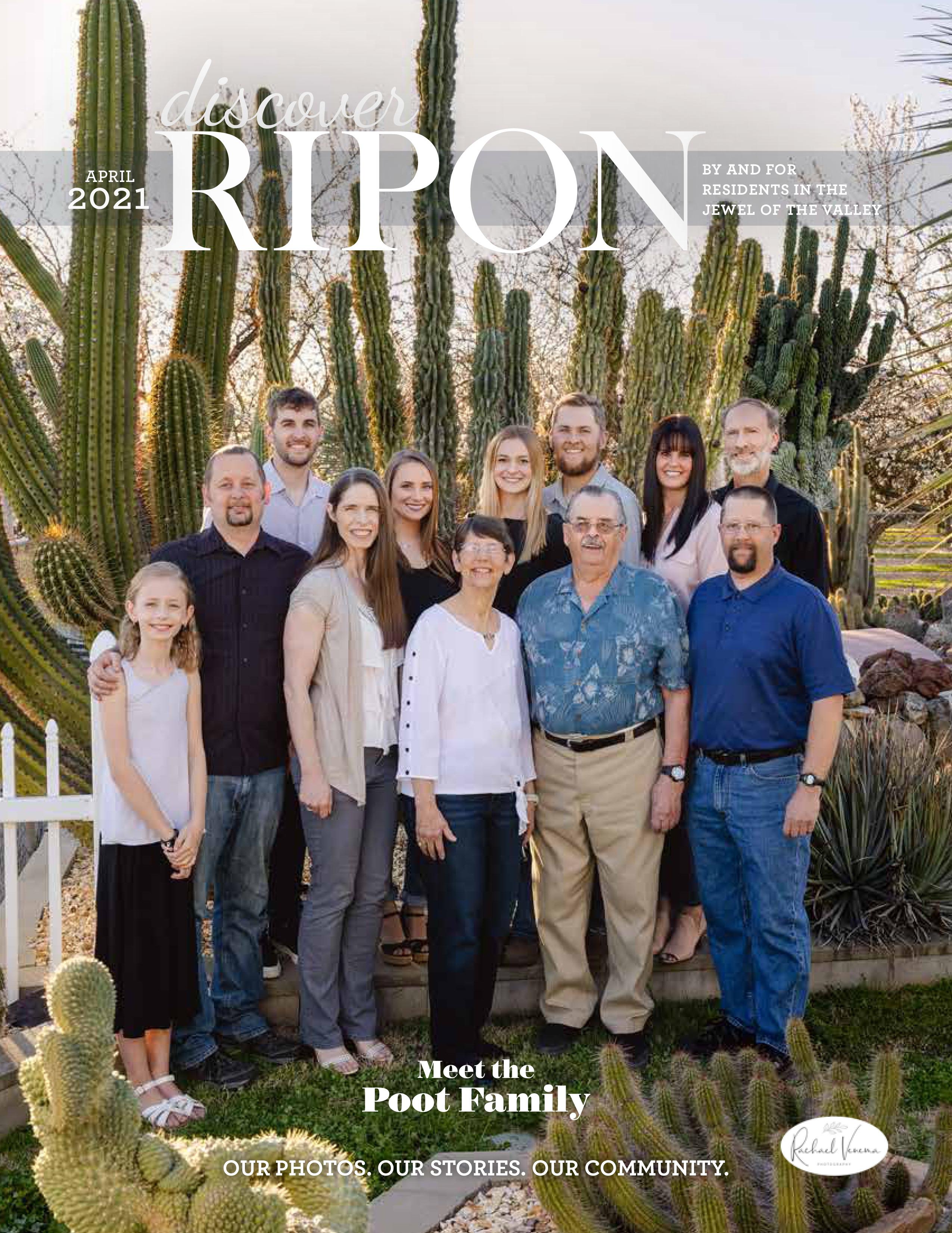 Discover Ripon 2021-04-01