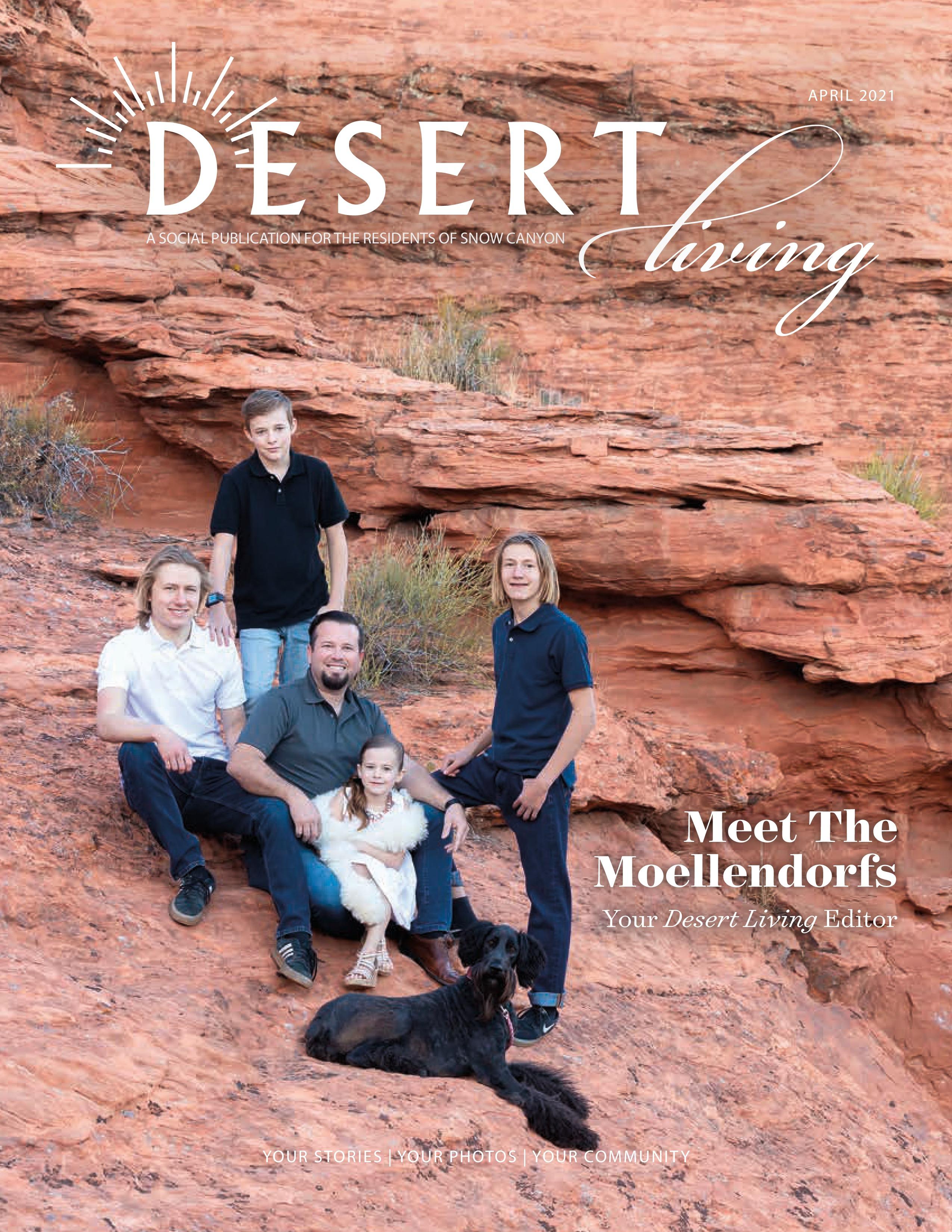 Desert Living 2021-04-01