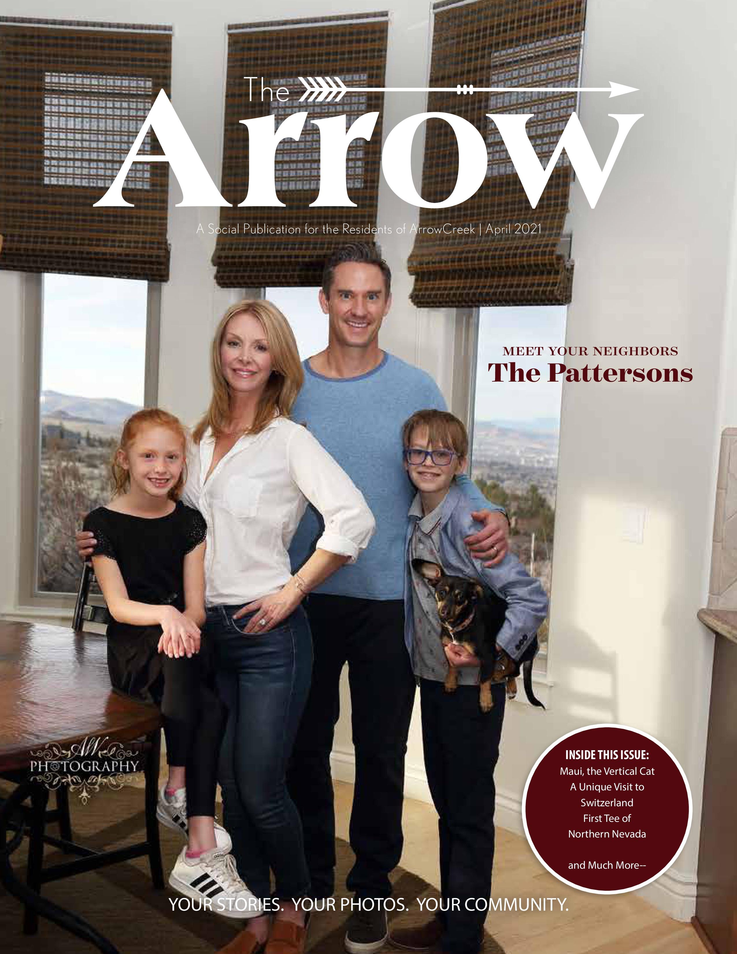 The Arrow 2021-04-01