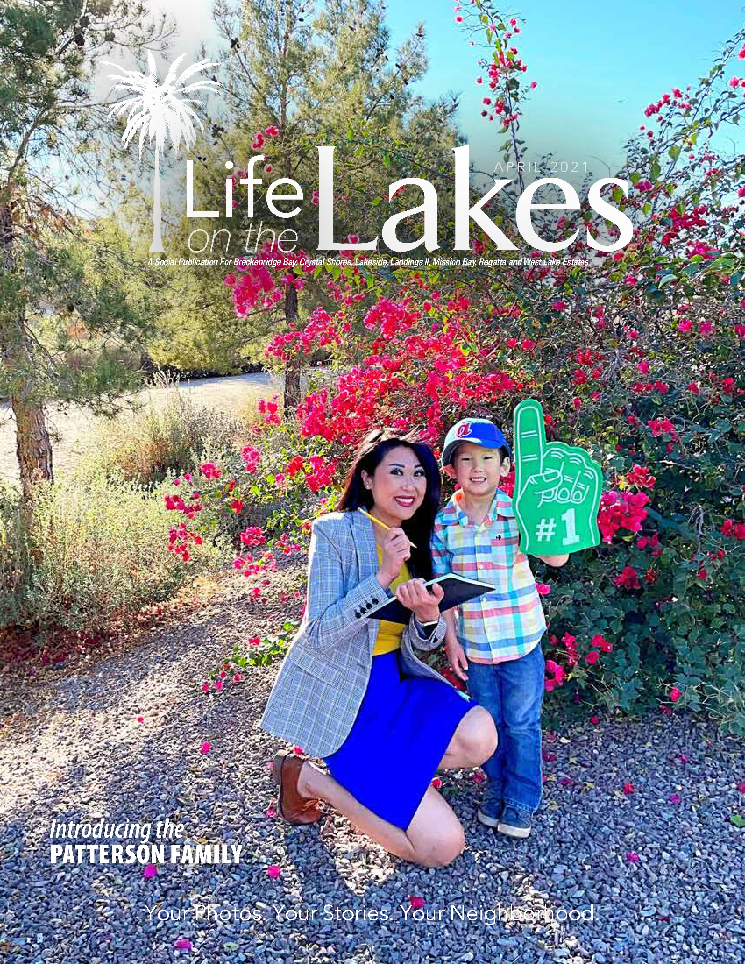 Life on the Lakes 2021-04-01