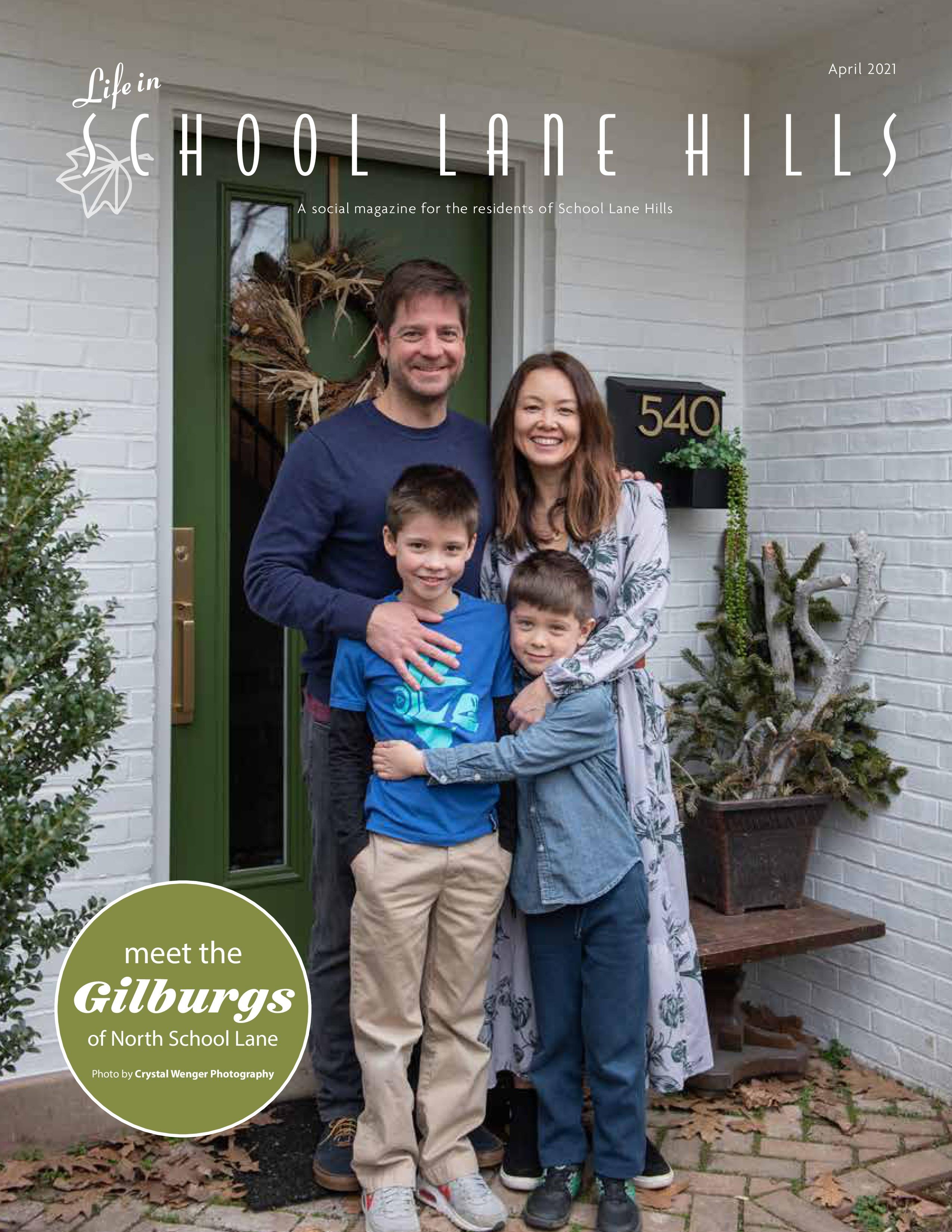 Life in School Lane Hills 2021-04-01