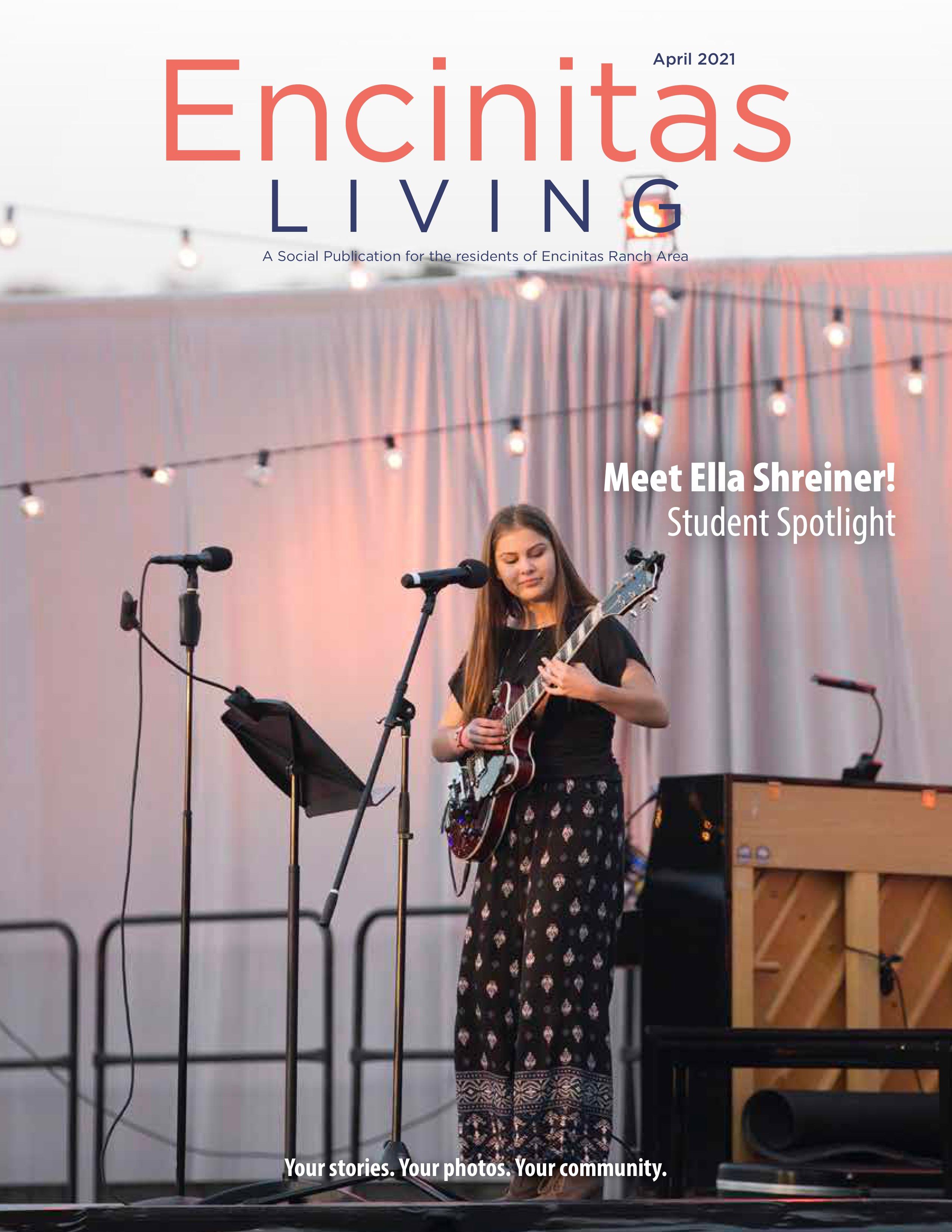 Encinitas Living 2021-04-01