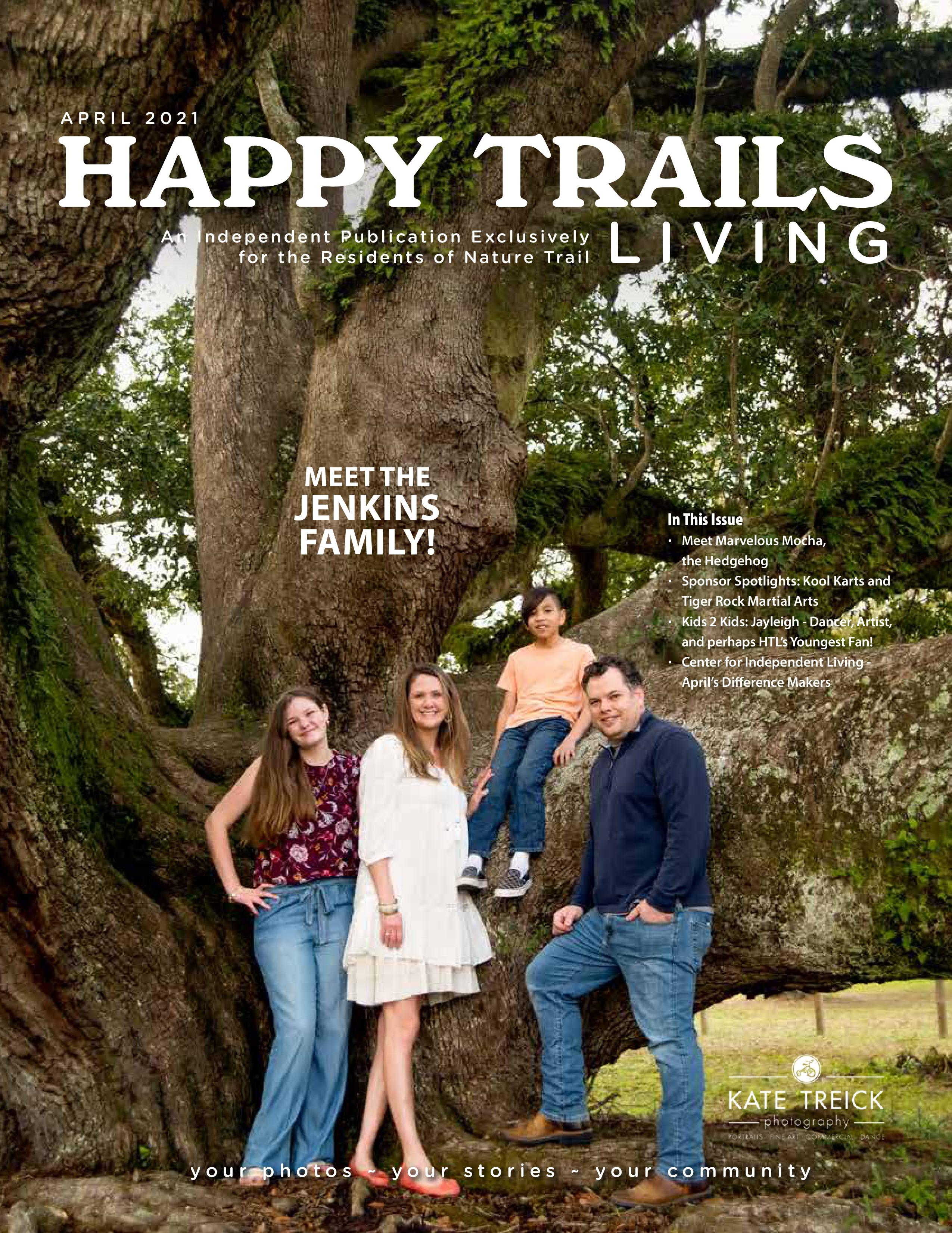 Happy Trails Living 2021-04-01