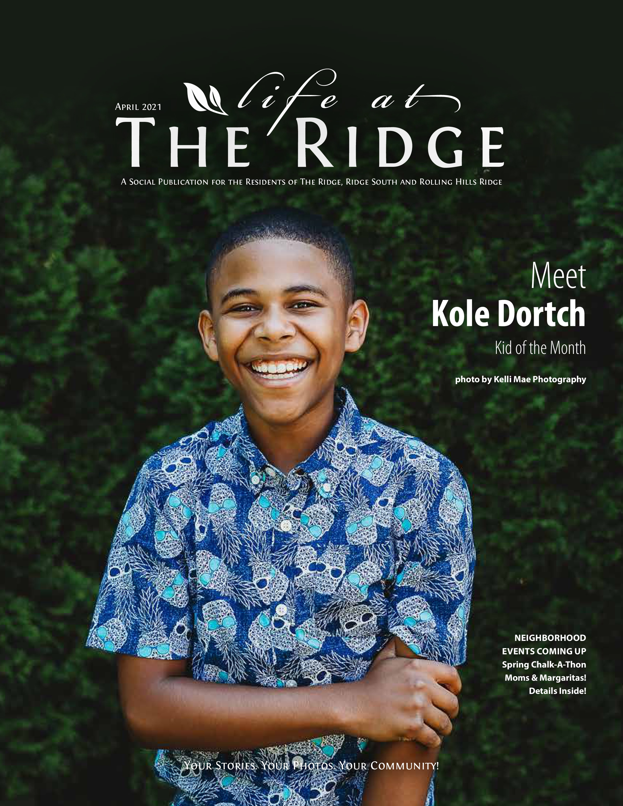 Life At The Ridge 2021-04-01