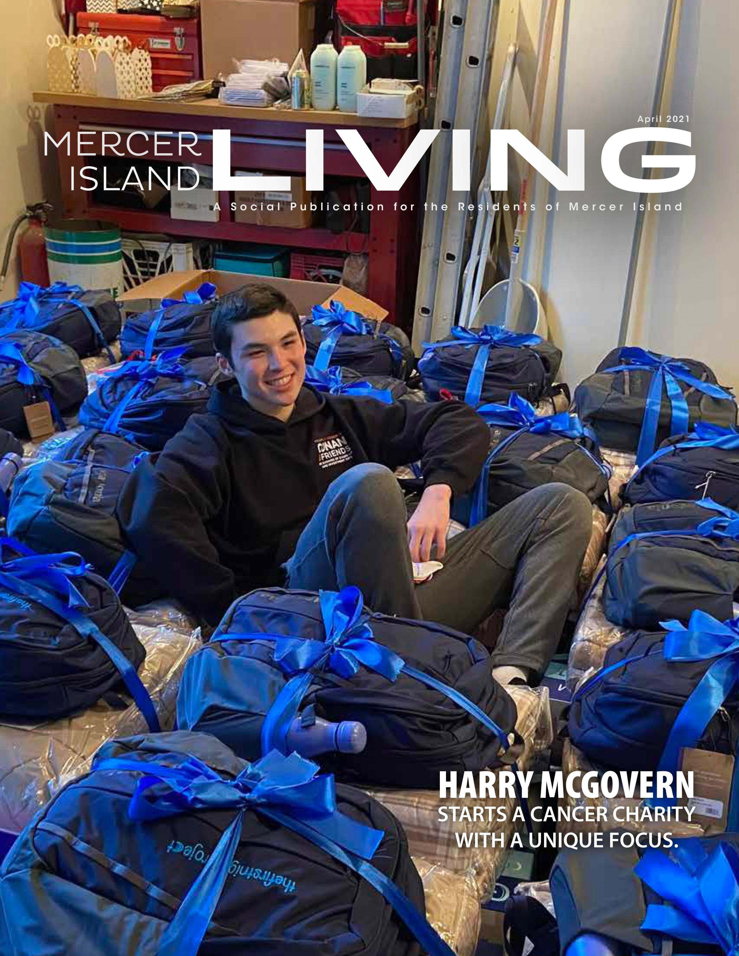 Mercer Island Living 2021-04-01
