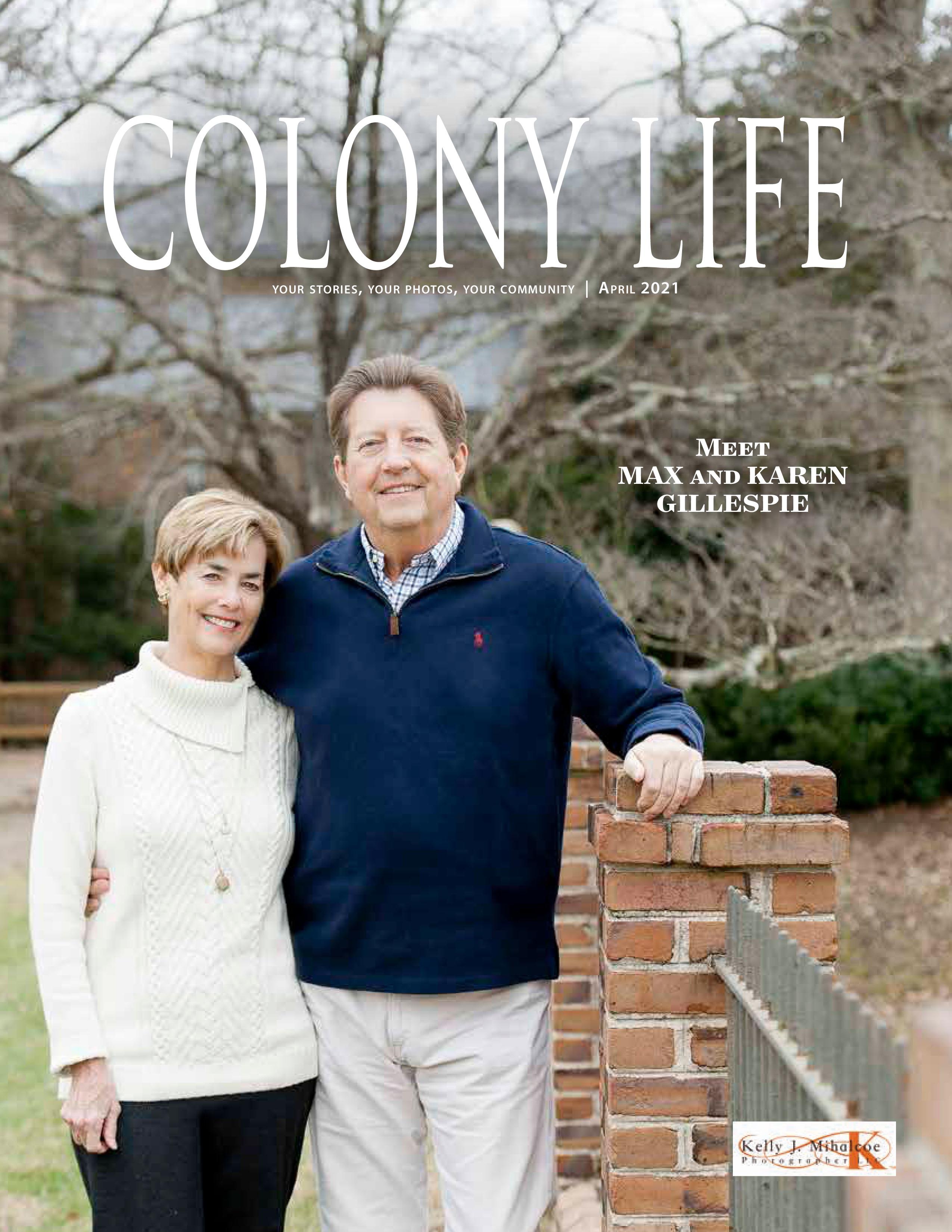Colony Life 2021-04-01