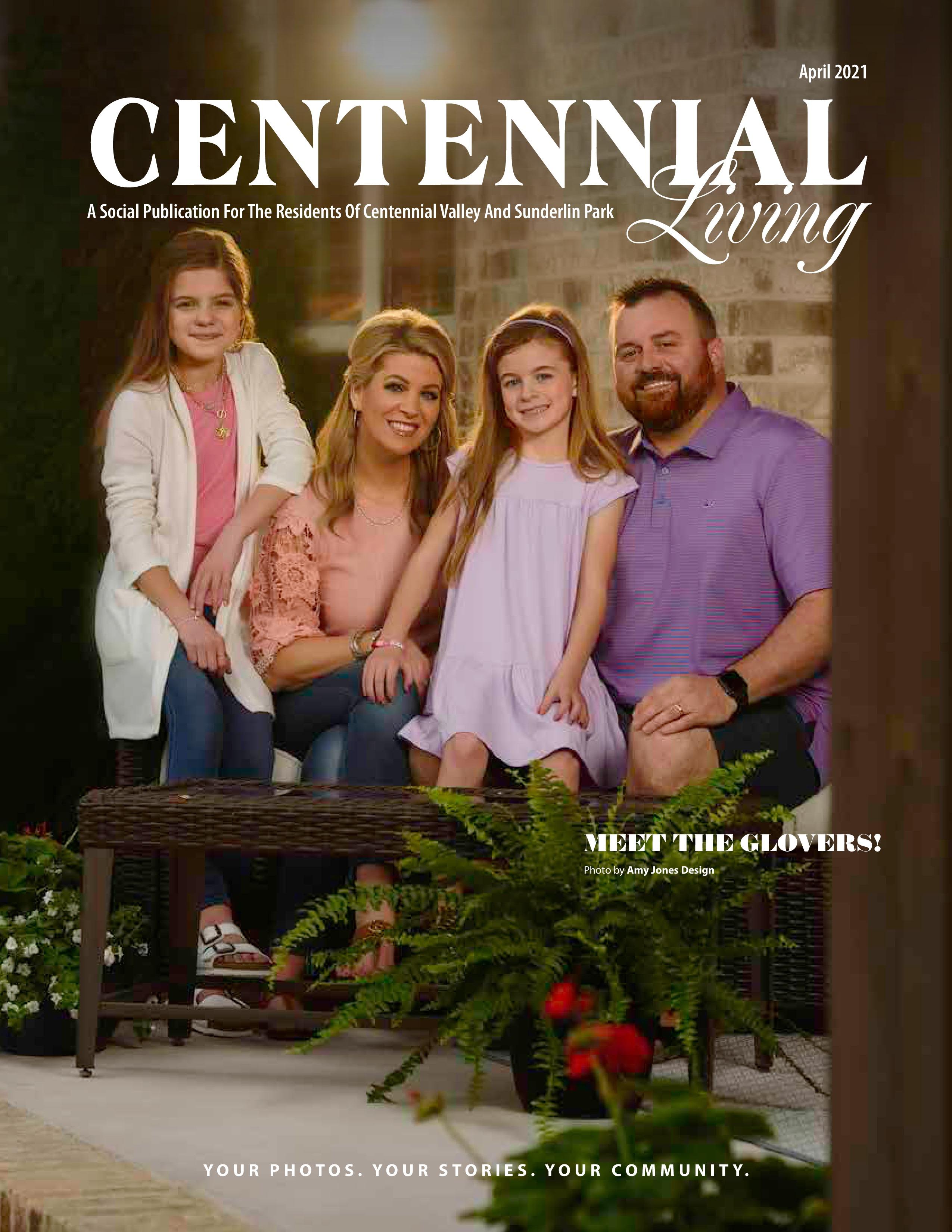 Centennial Living 2021-04-01