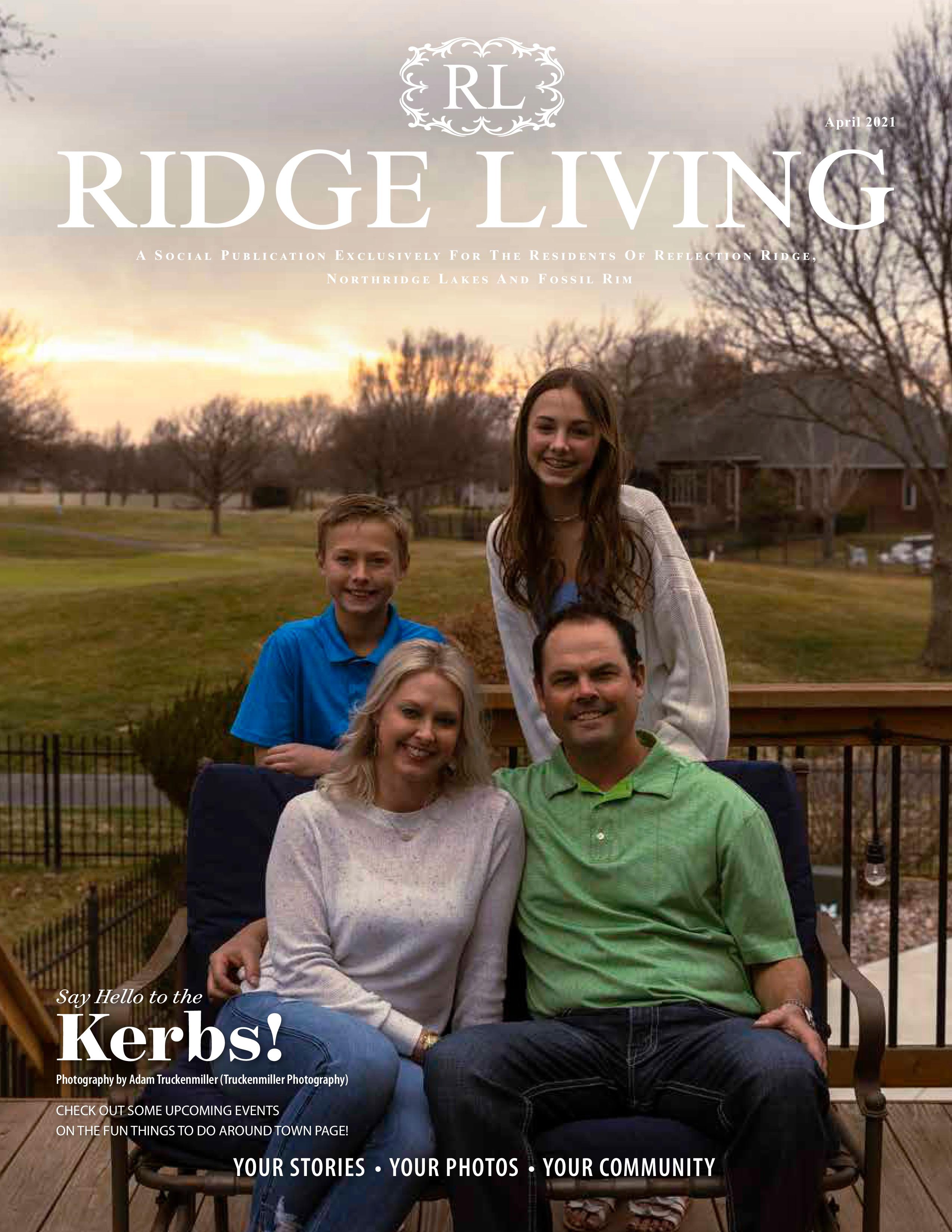 Ridge Living 2021-04-01