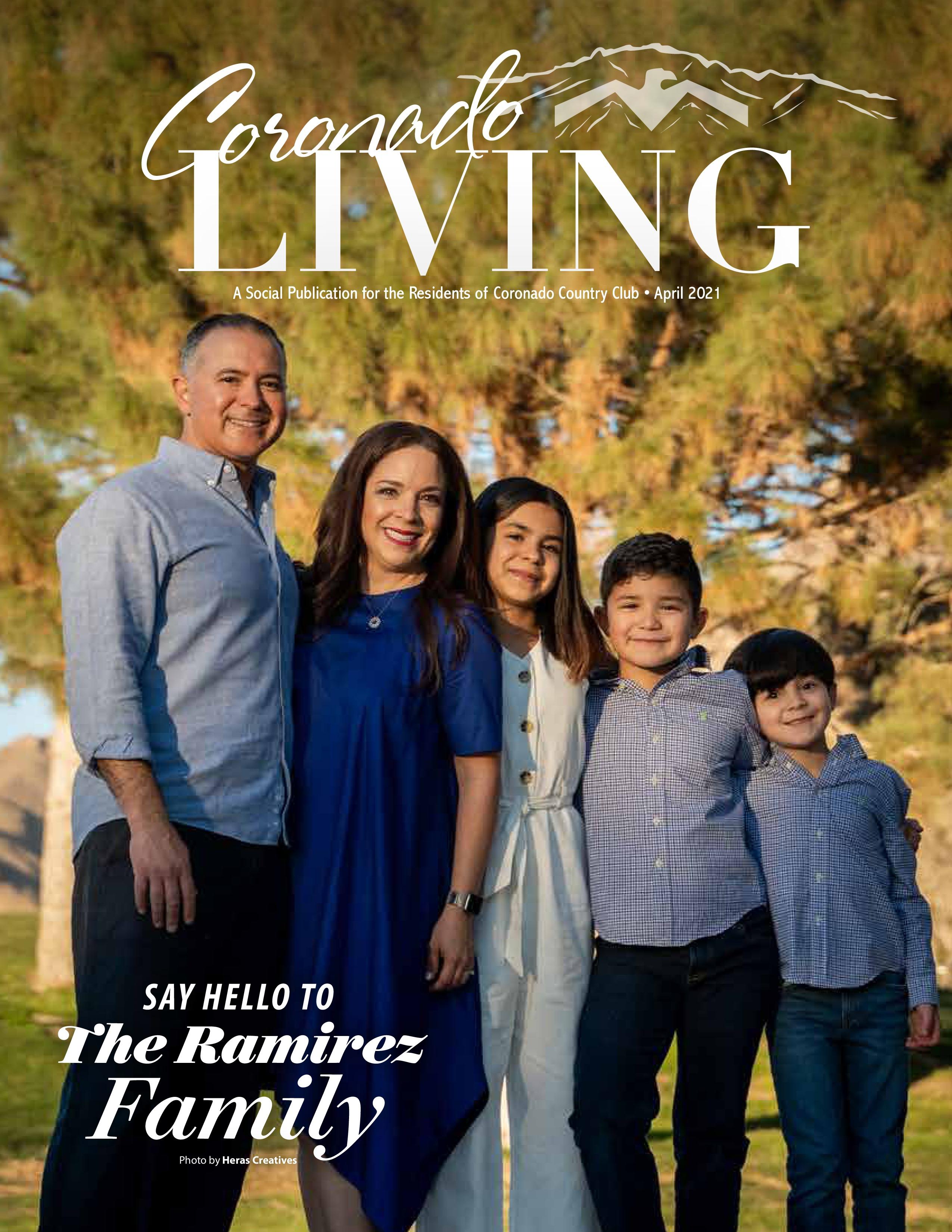 Coronado Living 2021-04-01